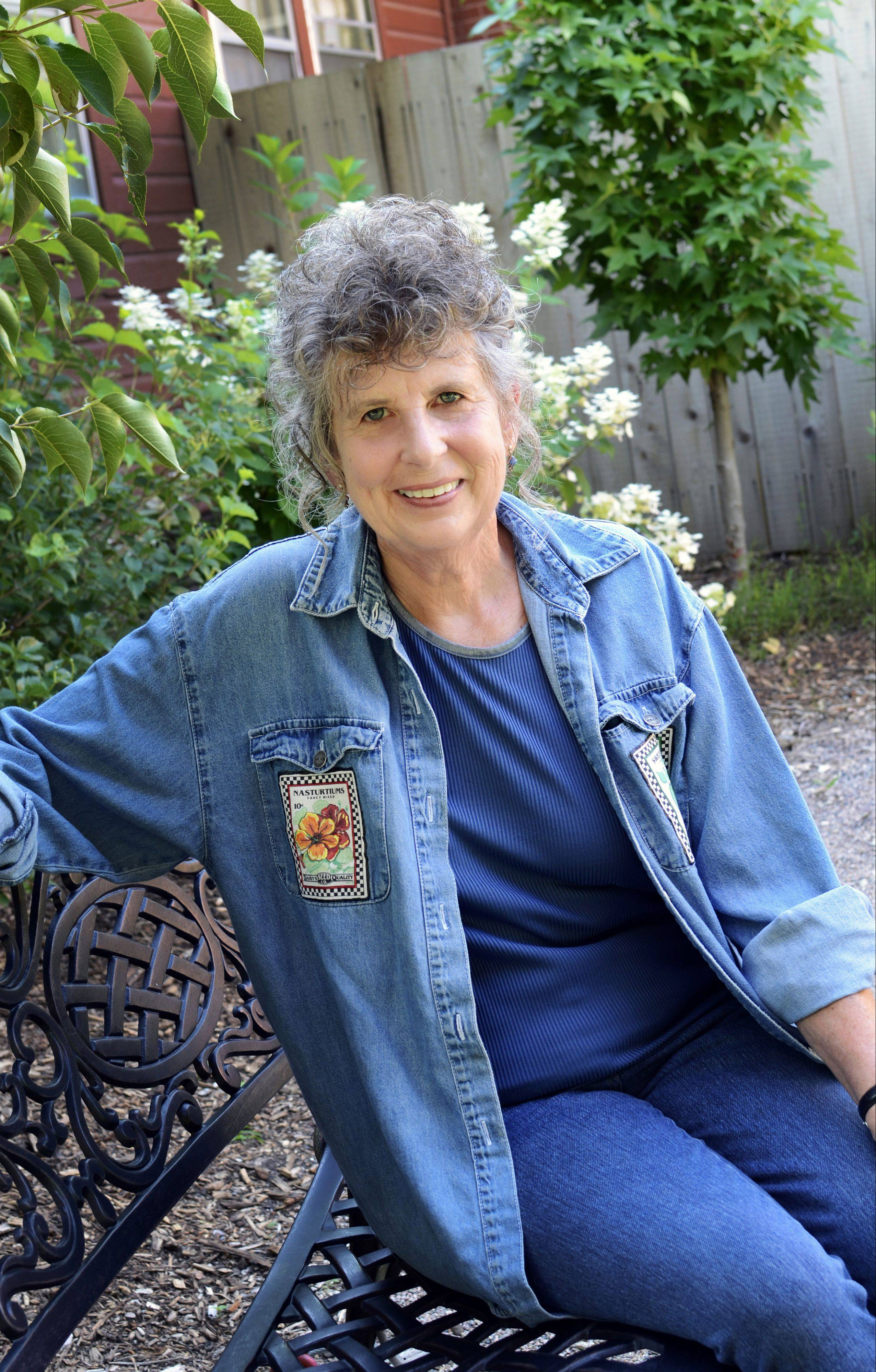 Jan Riggenbach's newspaper and magazine column's have been informing Midwest gardeners for nearly 40 years.