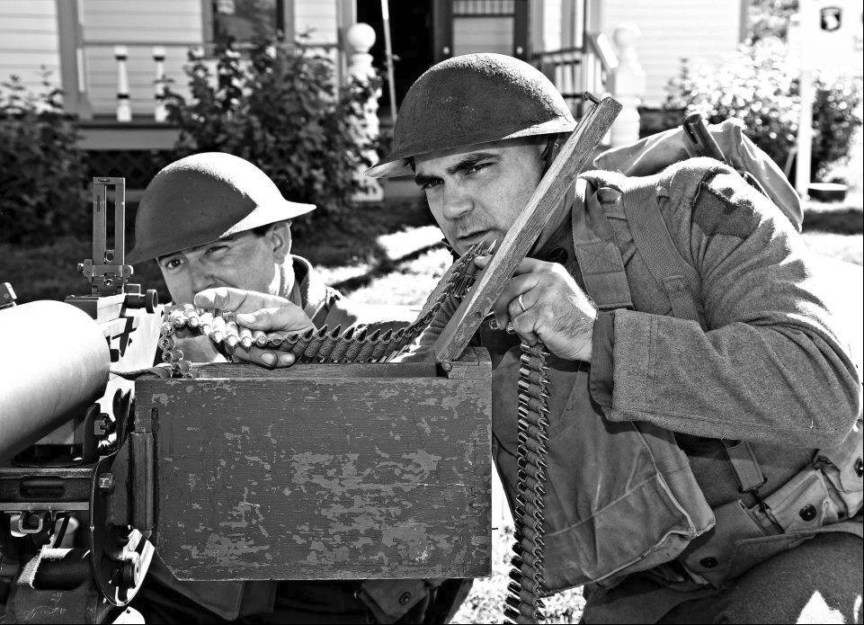 World War I will be remembered during the Great War: World War I at Midway Village Museum re-enactment in Rockford.