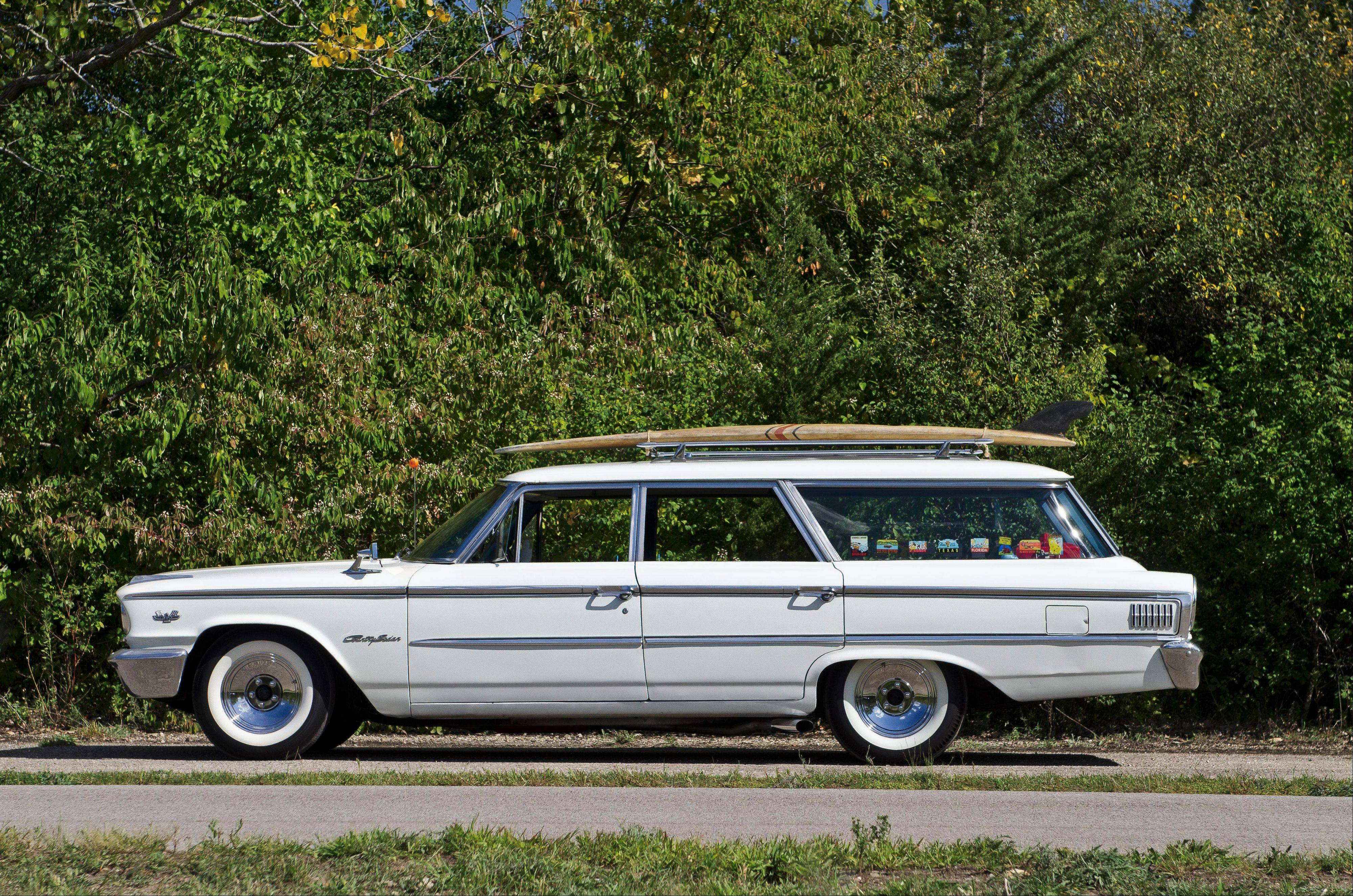 1963 Ford Galaxie Country Sedan, John Hernandez, West Dundee