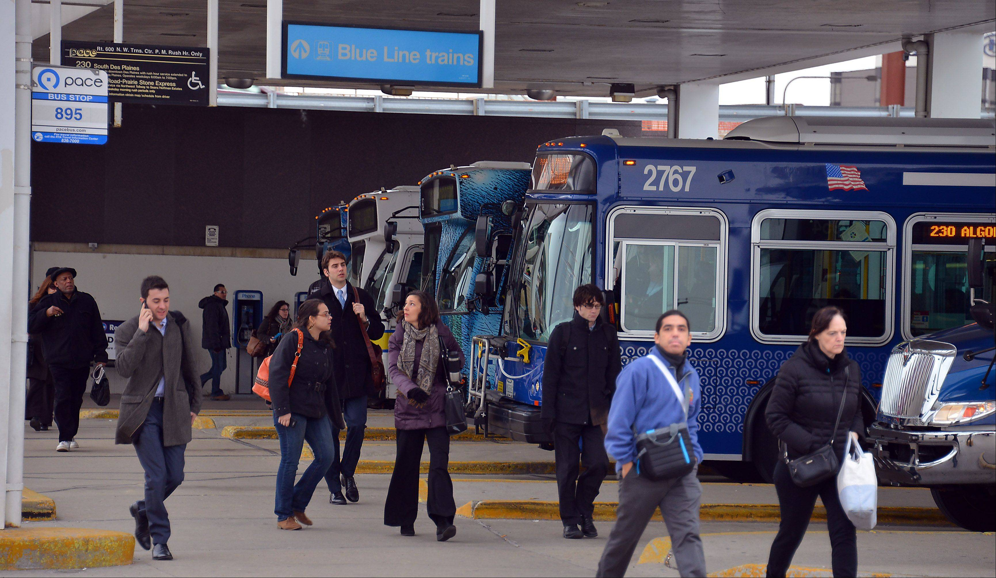 CTA, Pace face learning curve on joint fare cards