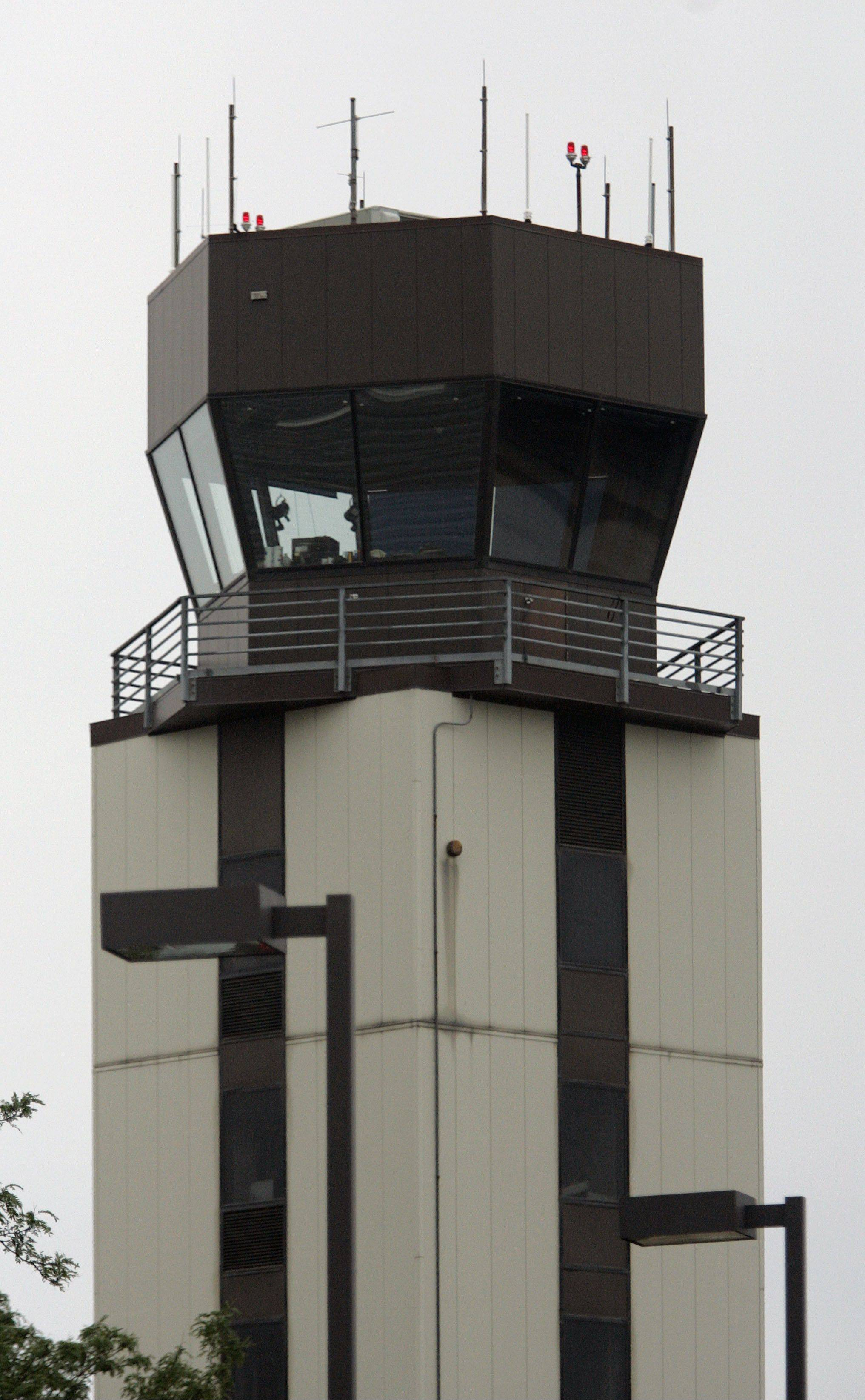 Waukegan Regional Airport's control tower could go dark unless someone intervenes to halt federal cuts.