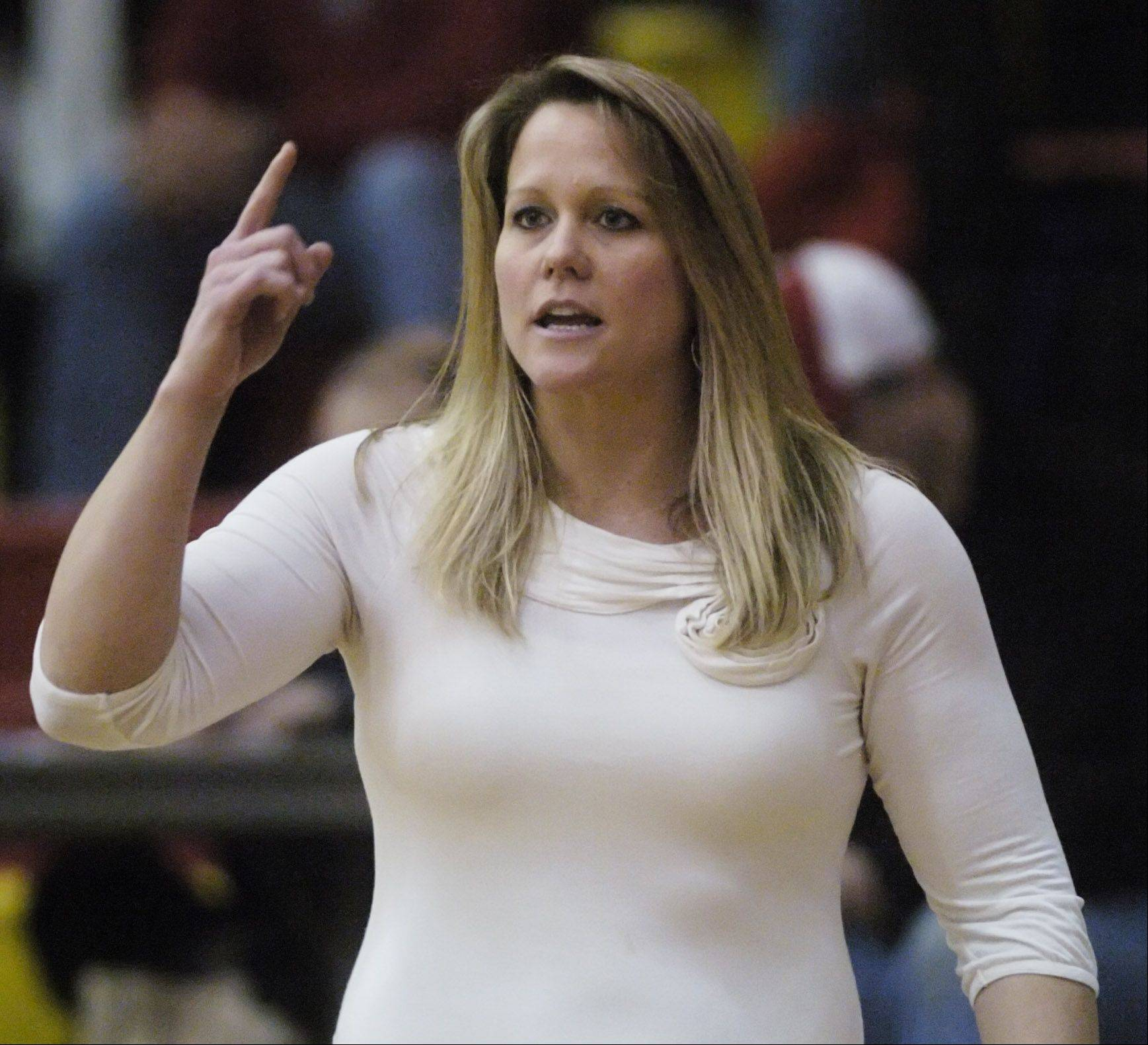 Ashley Berggren�s run as Schaumburg girls basketball coach is over, but she�s looking forward to developing other professional and personal opportunities.