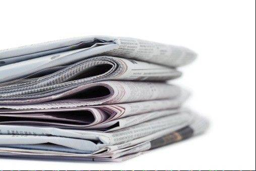 The newspaper industry's revenue declined at its slowest pace in six years, as publishers turned to new businesses and raised more money from online subscriptions.