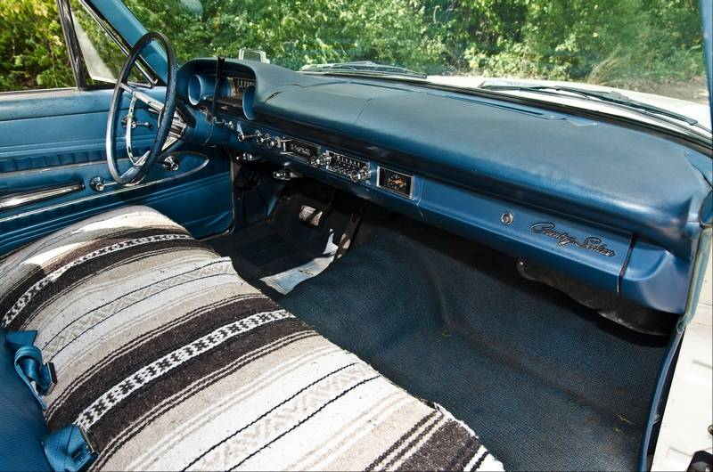 1963 ford galaxie station wagon still makes road trips. Black Bedroom Furniture Sets. Home Design Ideas