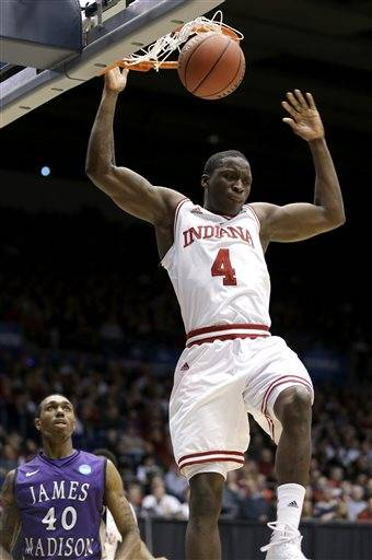 Indiana's Victor Oladipo made it official Tuesday: He's headed to the NBA. The junior, first-team All-American announced his decision during a news conference inside Assembly Hall. Oladipo, who is on track to graduate in May, was the Hoosiers' second-leading scorer, averaging 13.6 points to go along with 6.3 rebounds per game.