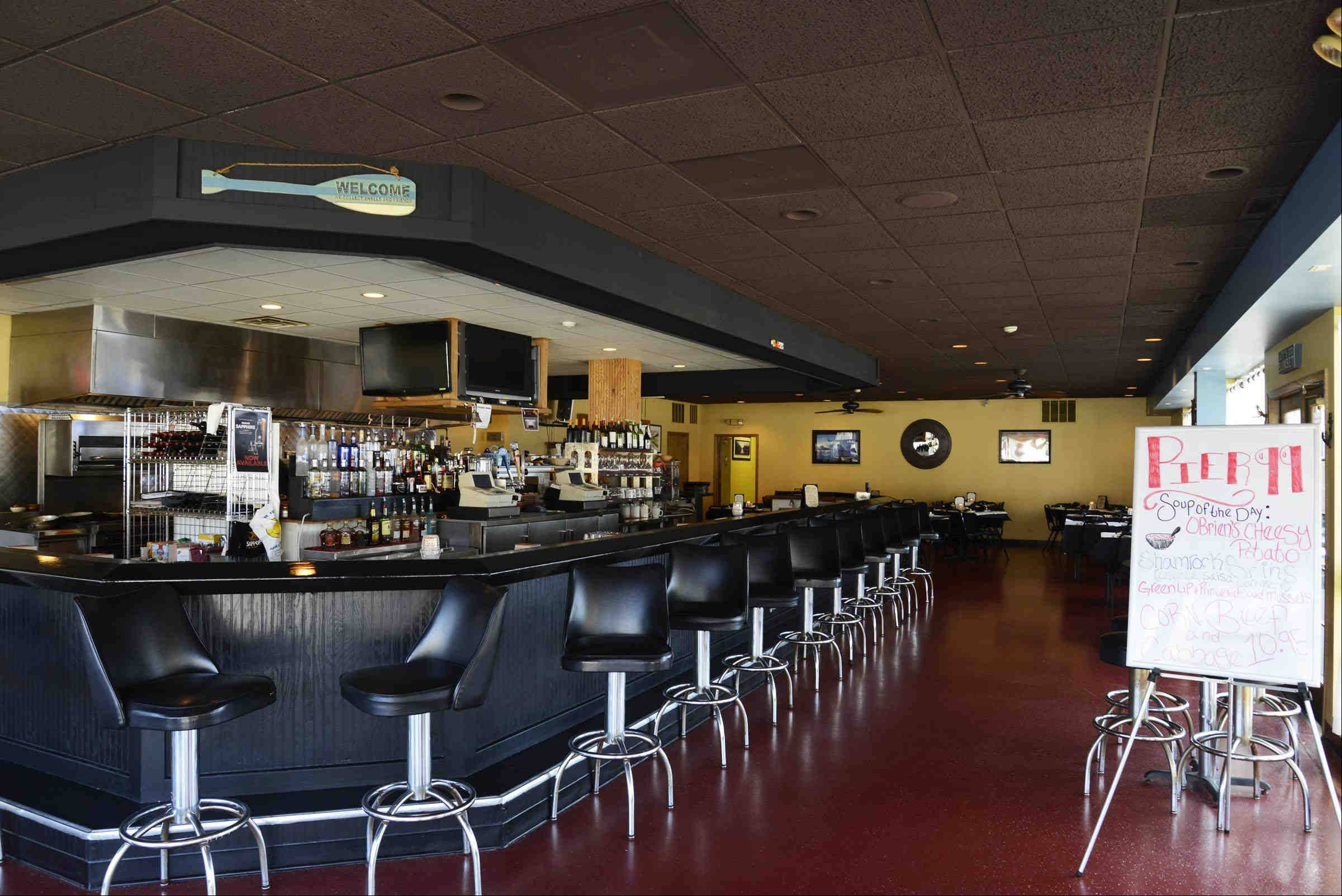 Pier 99 in Port Barrington has redesigned it's interior into a more family-friendly atmosphere.