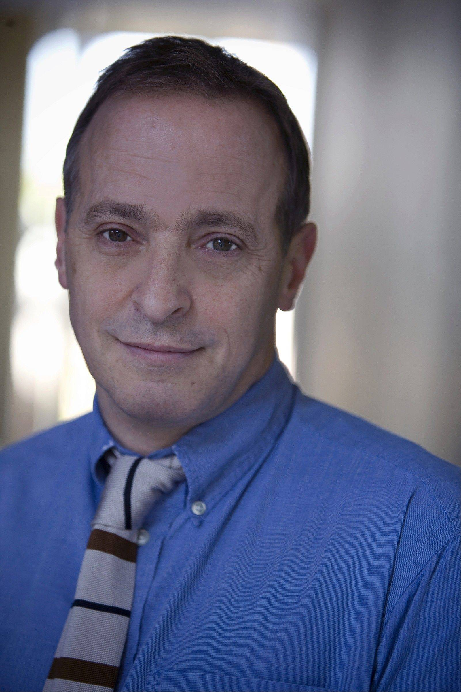 Satirist and best-selling author David Sedaris appears at the Arcada Theatre in St. Charles.