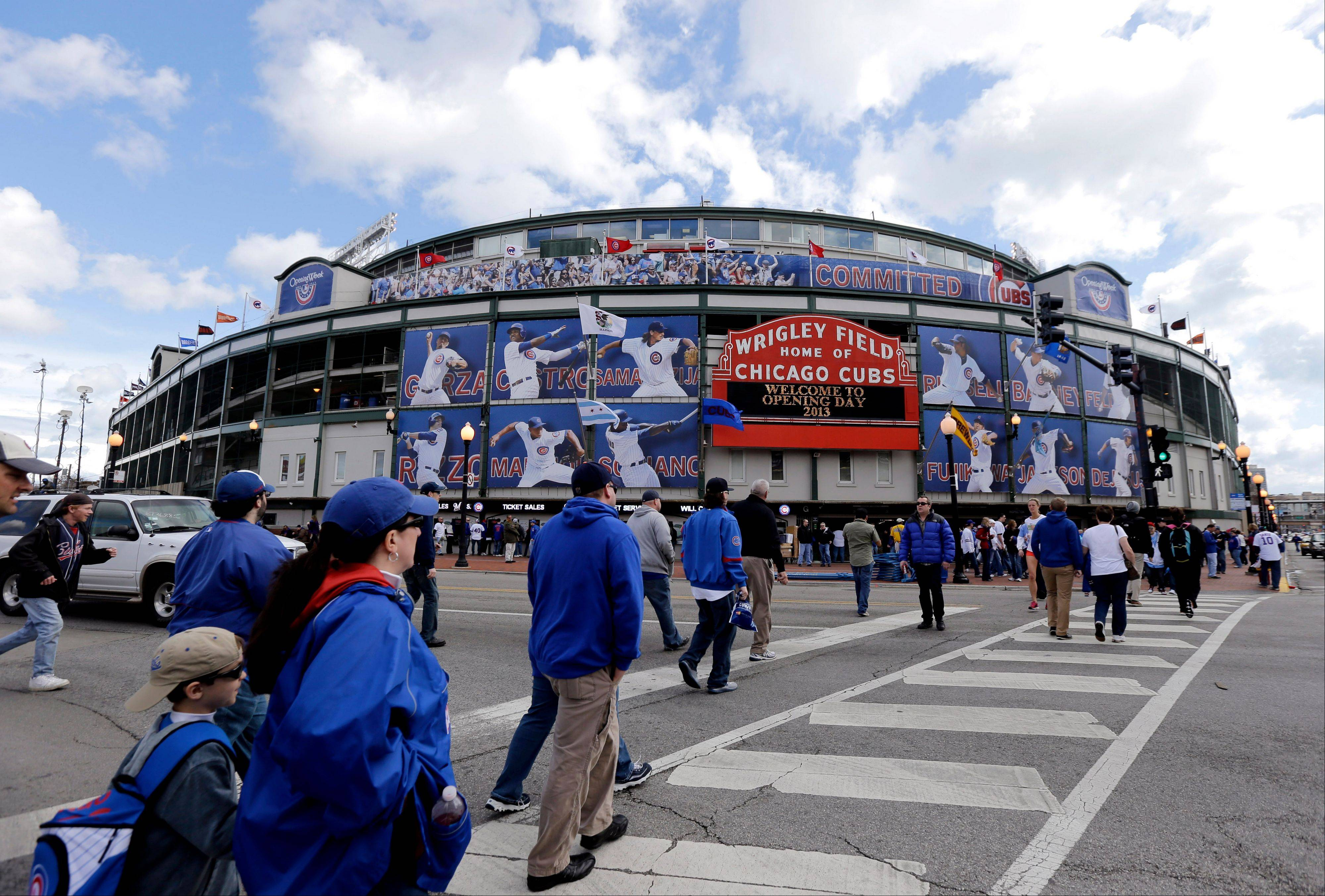 Fans who nearly need to take out a second mortgage to see a game at Wrigley Field should feel free to boo any Cubs player they feel deserves it, according to Daily Herald columnist Mike Imrem.