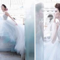 Lazaro Bridal Colllection