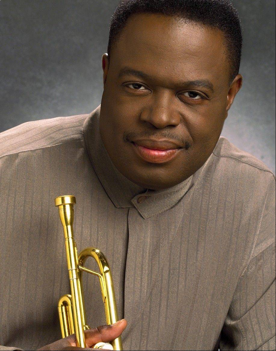 The Orbert Davis Quintet performs at College of Lake County's Lumber Center for the Performing Arts in Grayslake on Friday, April 12.