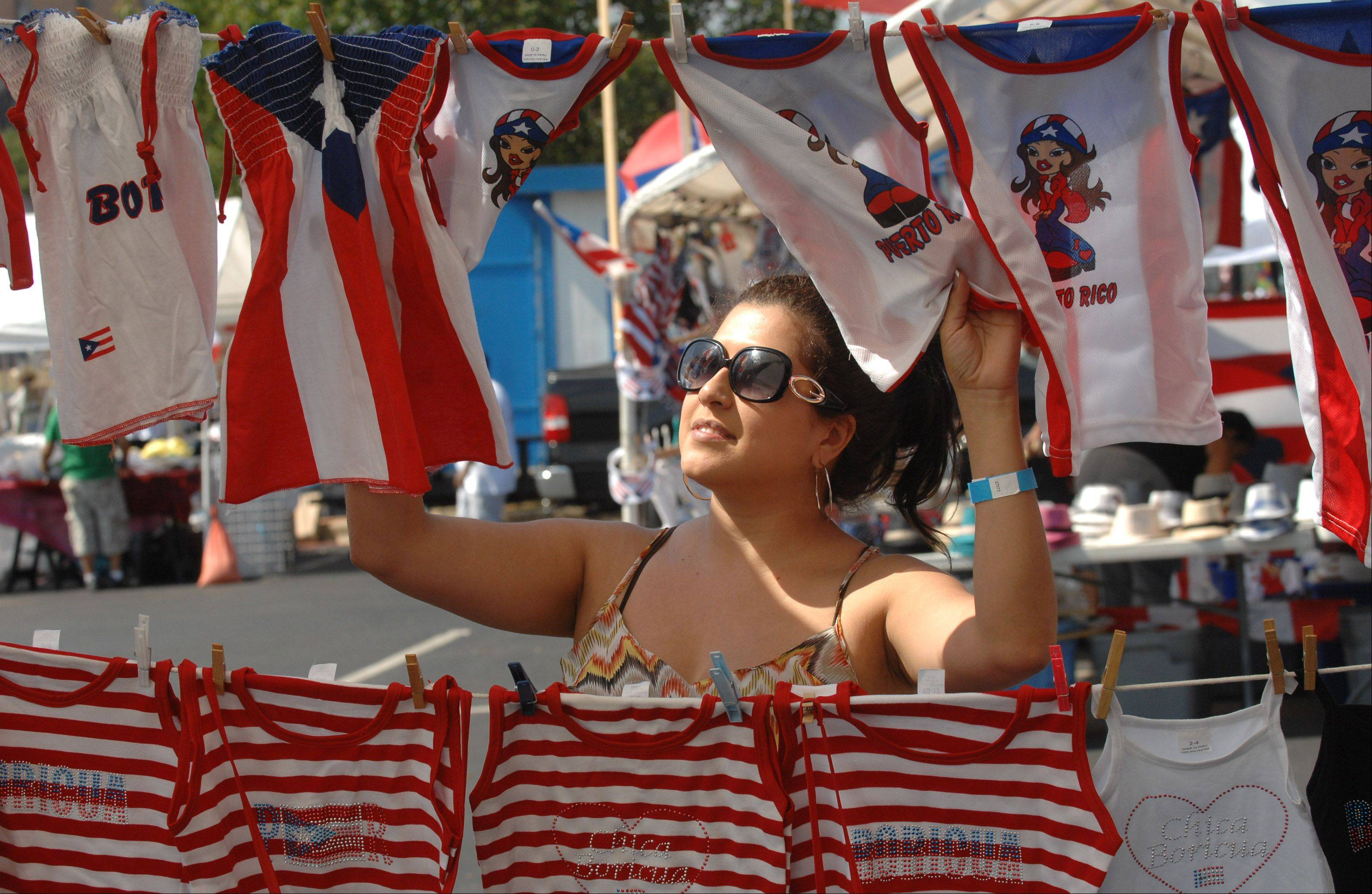 The 42nd annual Aurora Puerto Rican Heritage Festival is scheduled for July 27 and 28 at RiverEdge Park, despite initial concerns organizers could not afford to hold the festival at the city's newest outdoor venue.