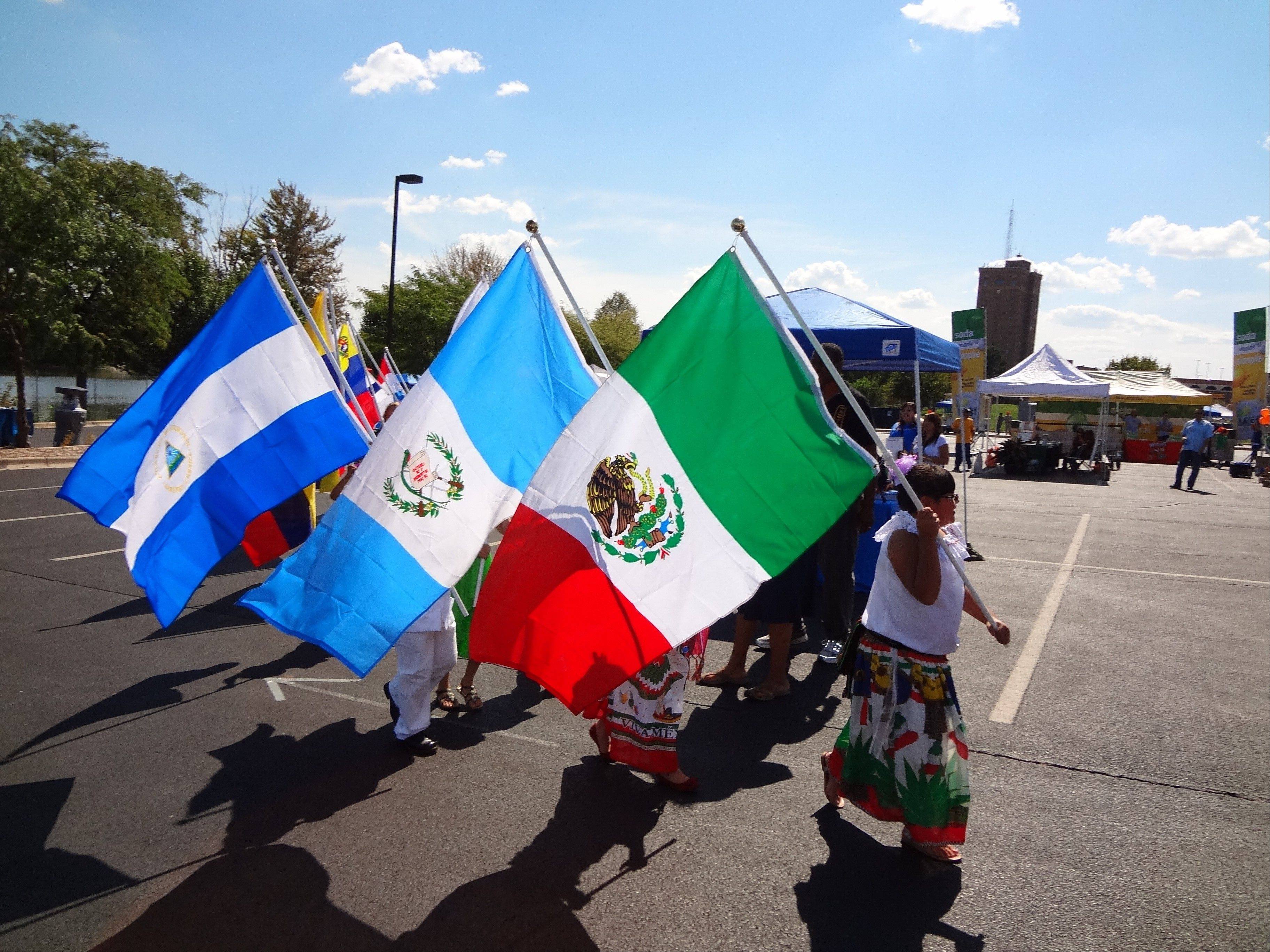 Organizers of Fiestas Patrias, a celebration of Mexican independence hosted by the Aurora Hispanic Chamber of Commerce, say they are 90 percent sure this year's event can be held at the new RiverEdge Park along the Fox River.