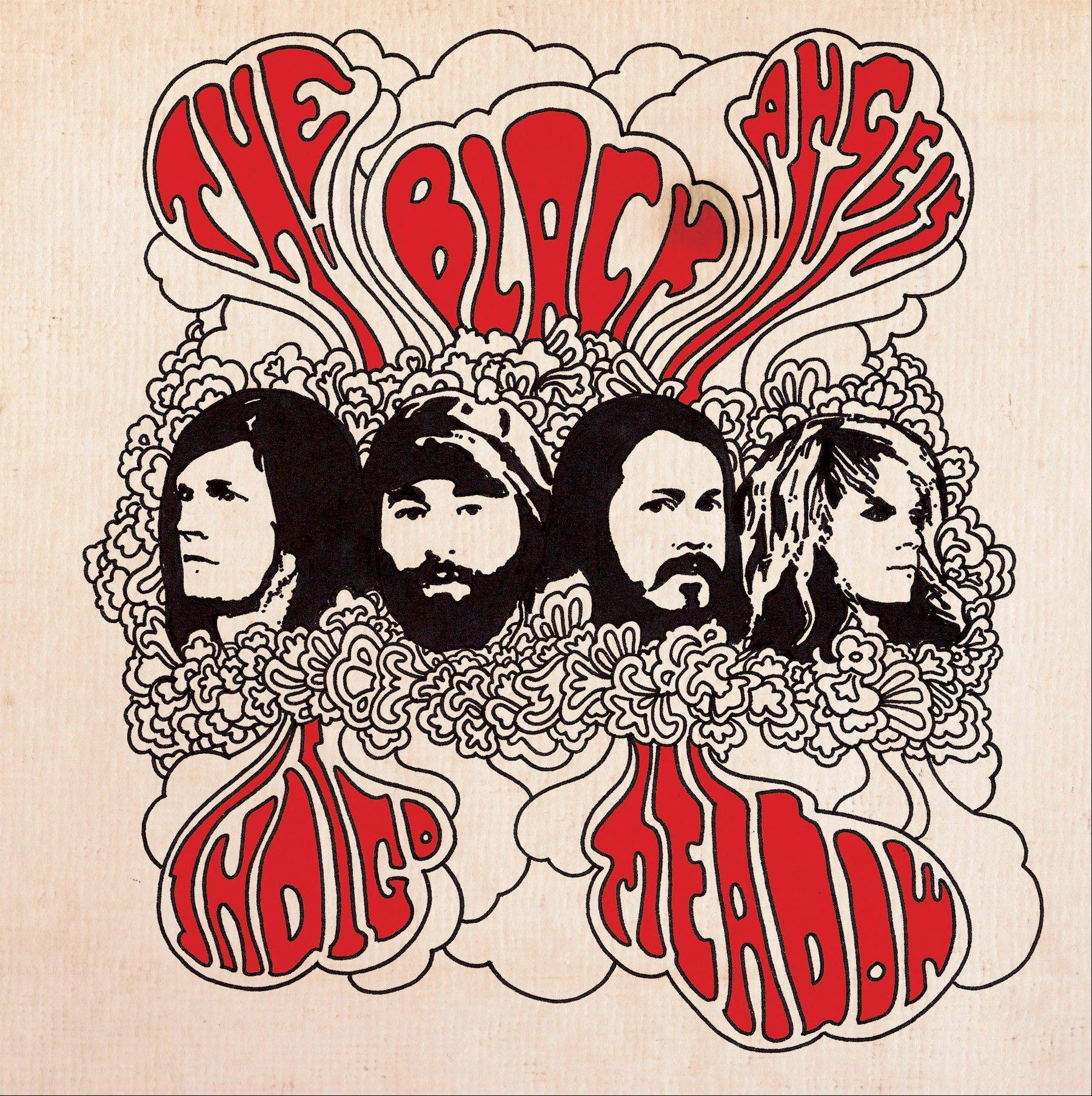 "The Black Angels, ""Indigo Meadow"""