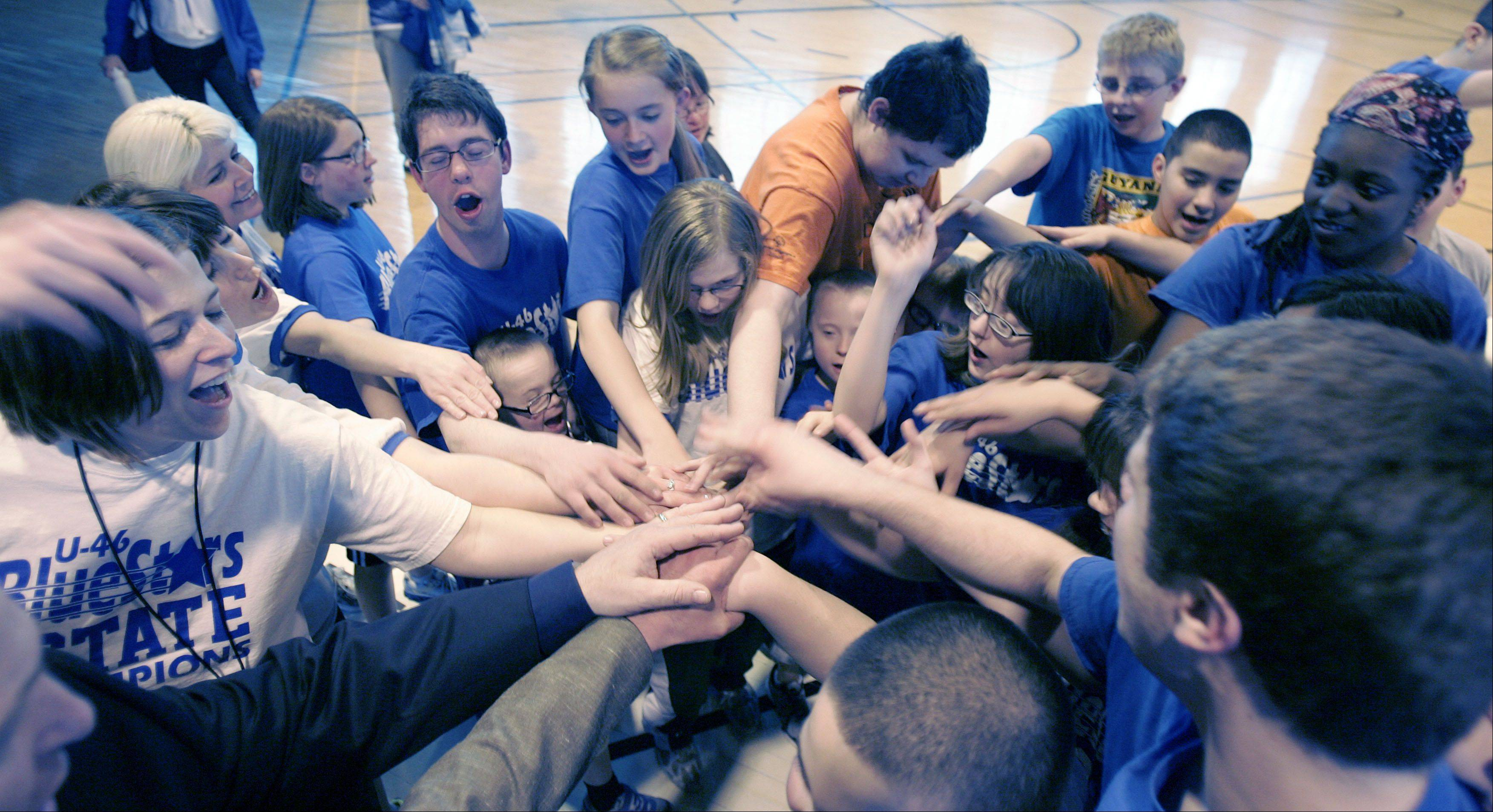 BlueStars defeat all those things wrong with youth sports