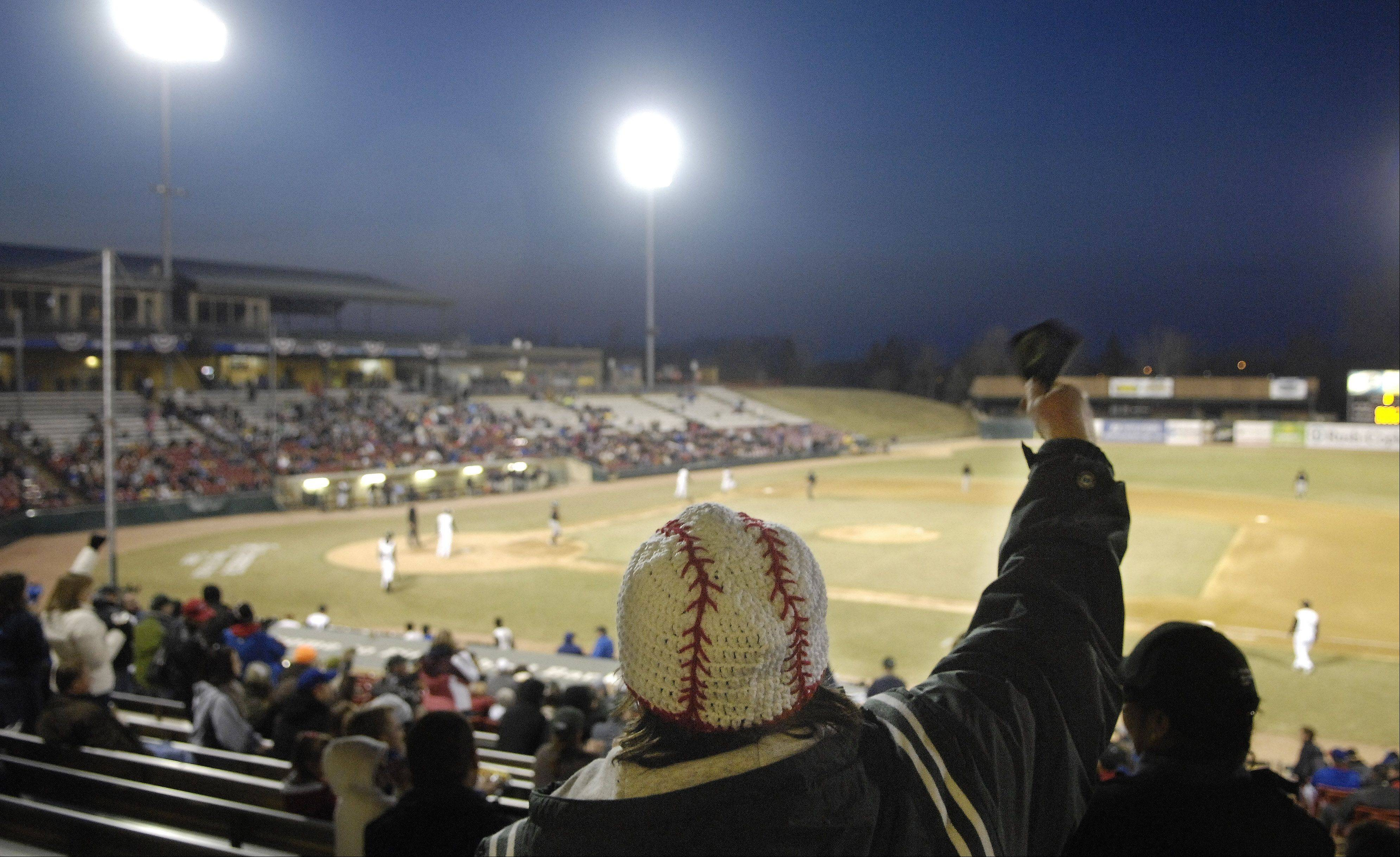 Web series to follow Kane County Cougars