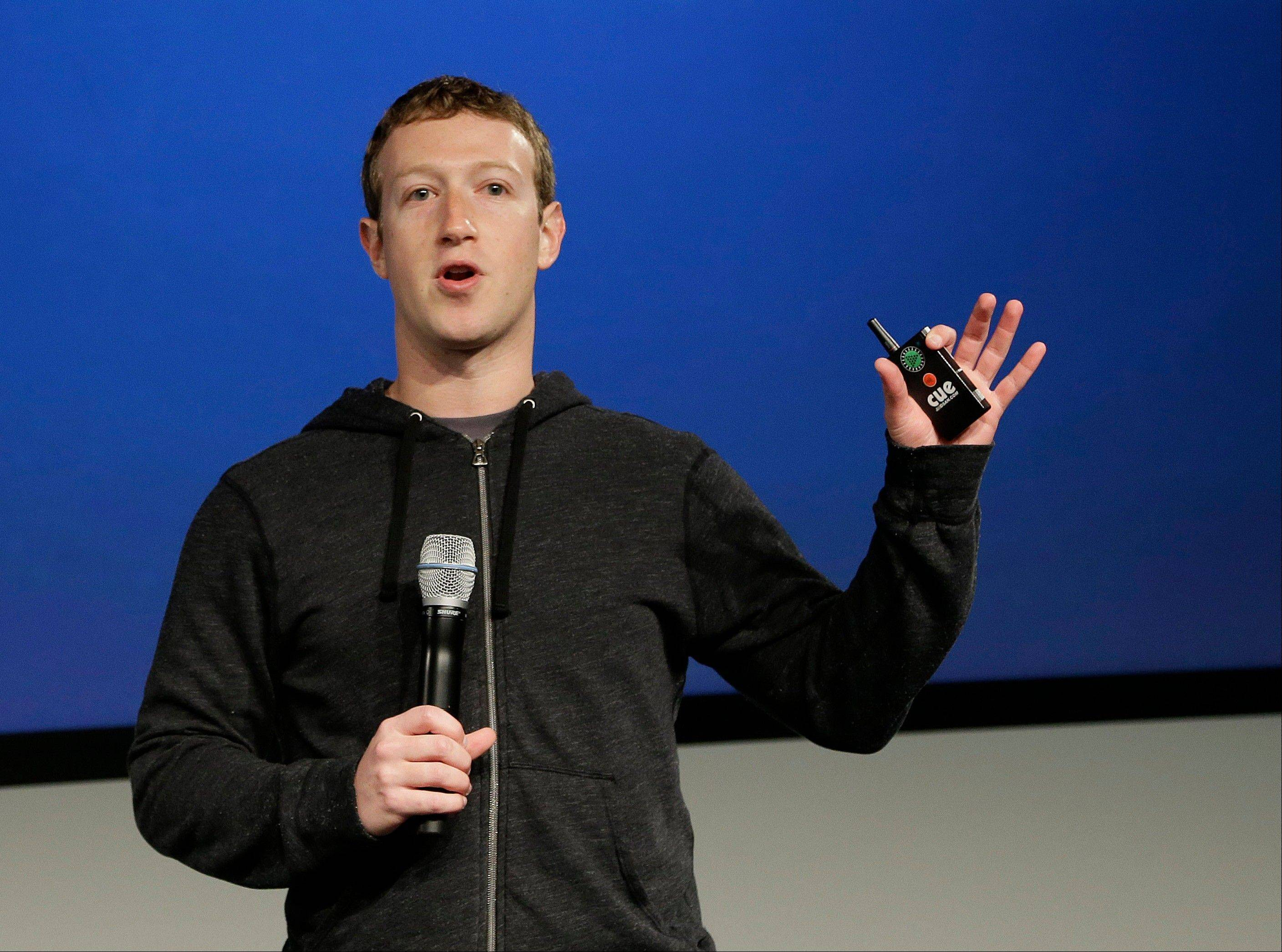 Facebook CEO Mark Zuckerberg has formally launched a political group aimed at revamping immigration policy, boosting education and encouraging investment in scientific research. Zuckerberg announced the formation of Fwd.us in an op-ed article in The Washington Post late Wednesday.
