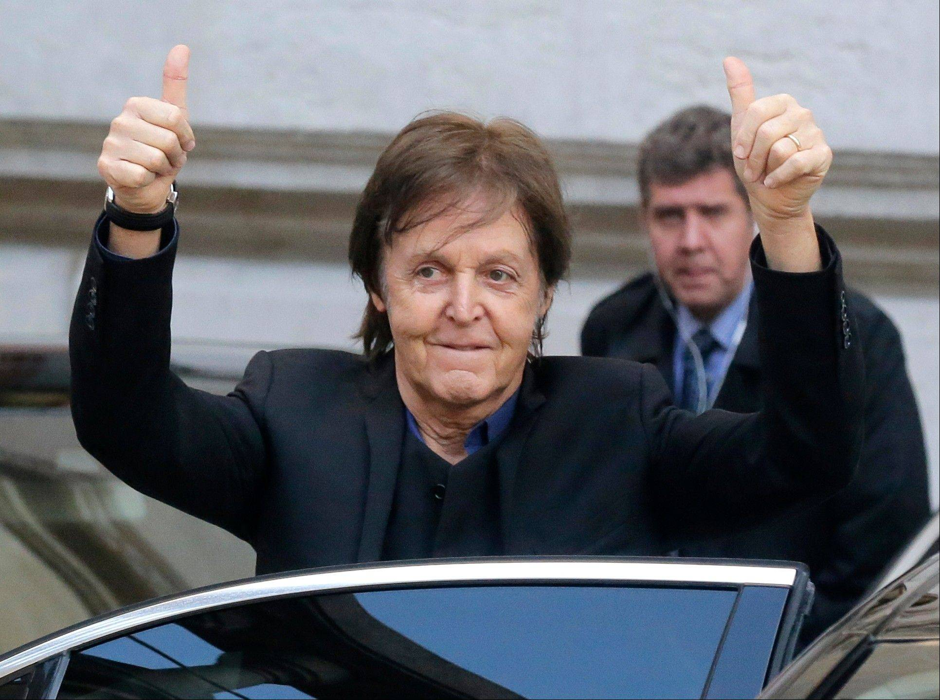 Sir Paul McCartney remains Britain's wealthiest musician, according to the Sunday Times Rich List.