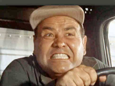 Jonathan Winters in the 1963 classic,