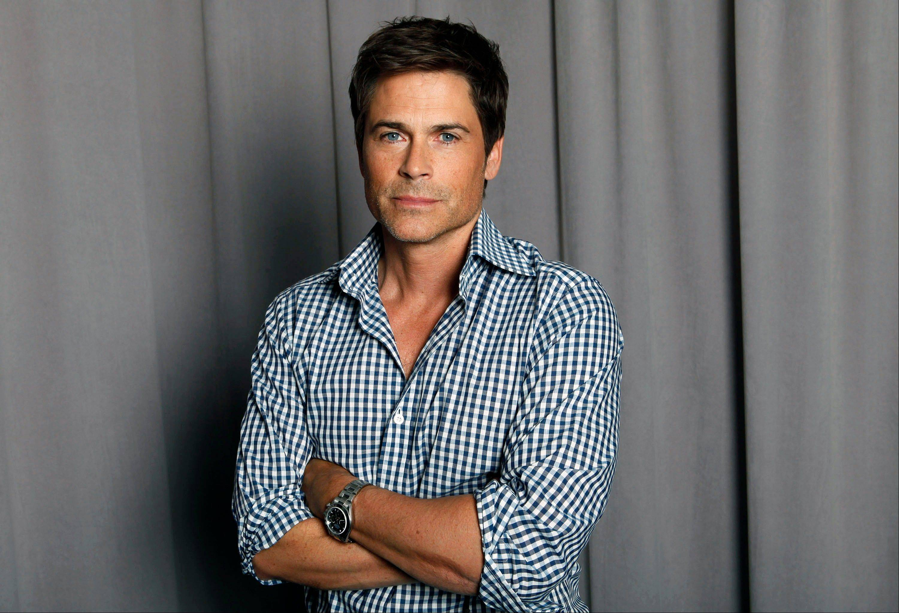 "Rob Lowe narrates ""The '80s: The Decade That Made Us,"" a six-part documentary series that begins airing at 7 p.m. Sunday, April 14, on the National Geographic Channel."