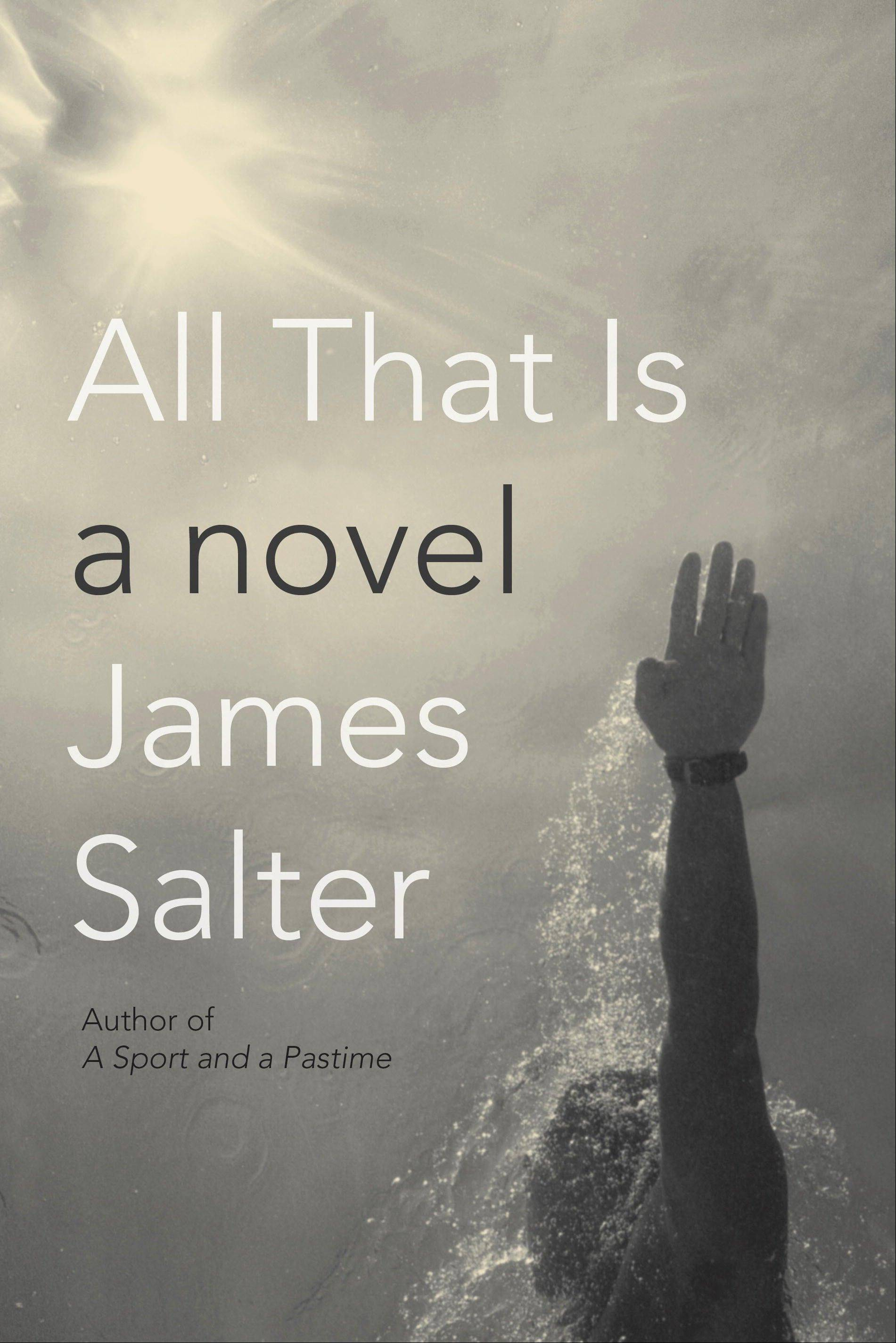 """All That Is"" by James Salter"