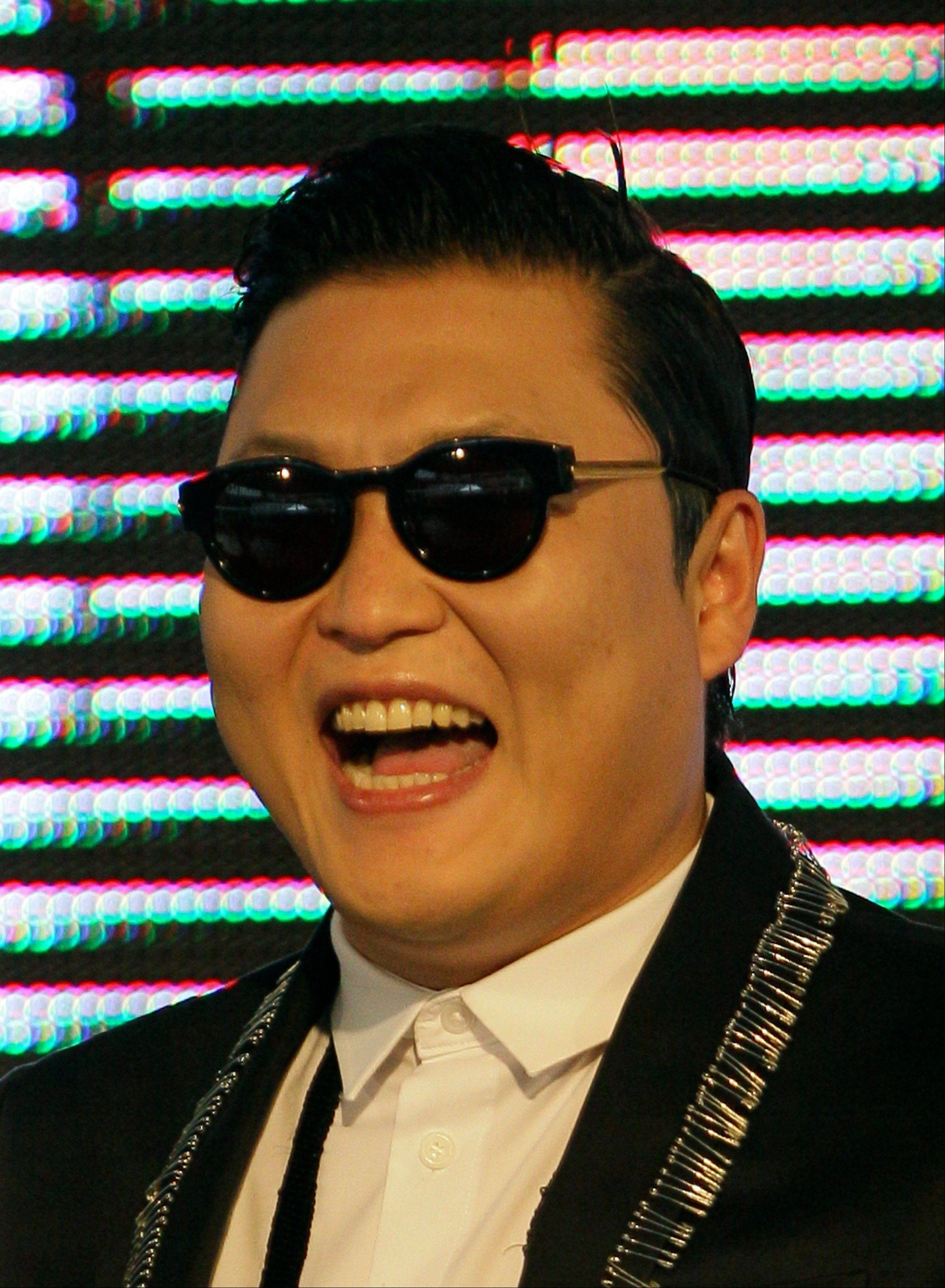 "South Korean rapper PSY, who sang the popular ""Gangnam Style,"" said he hopes North Koreans enjoy his new single, ""Gentleman."""