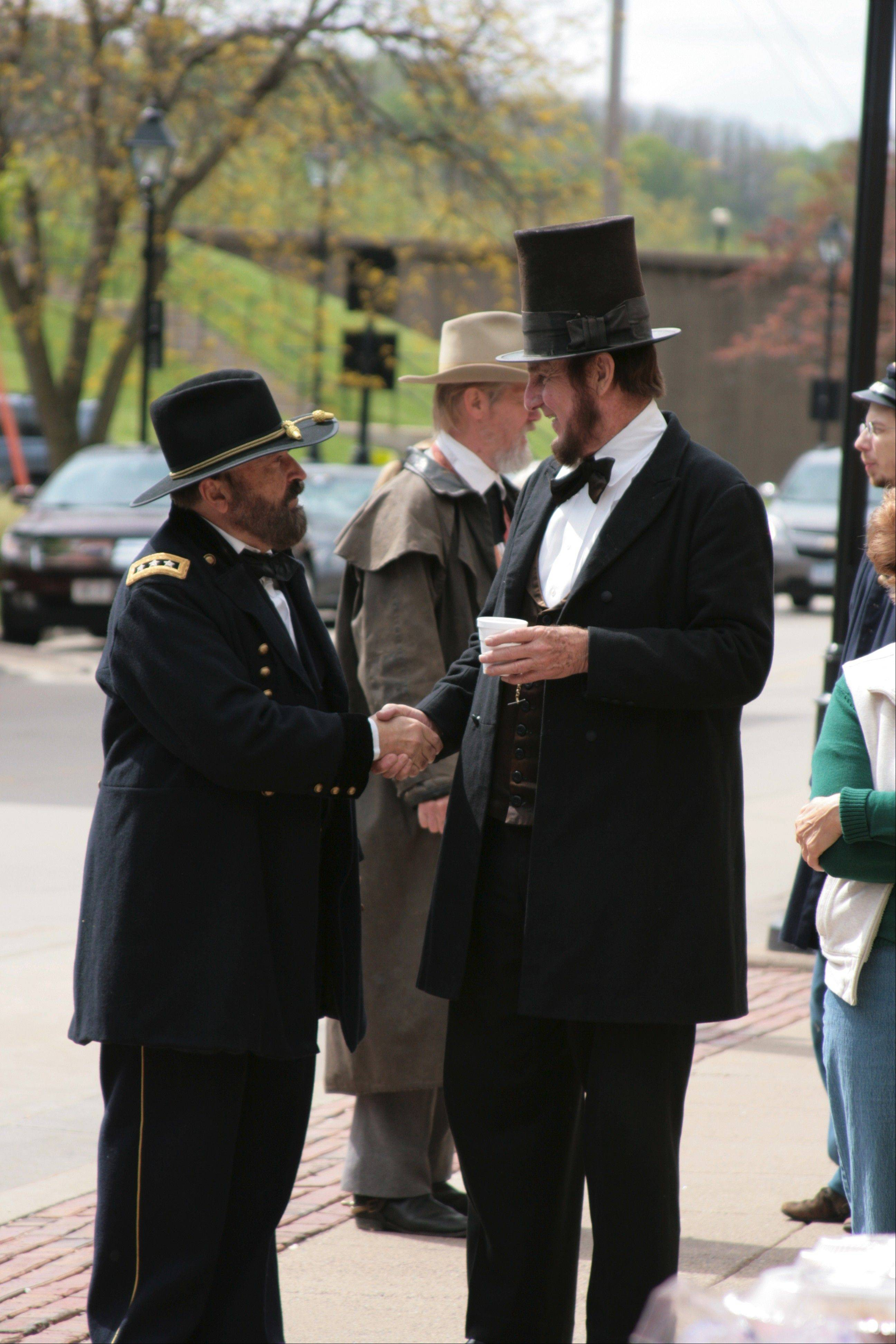 Celebrate the birthday of Ulysses S. Grant during the Grant Birthday Weekend in Galena.