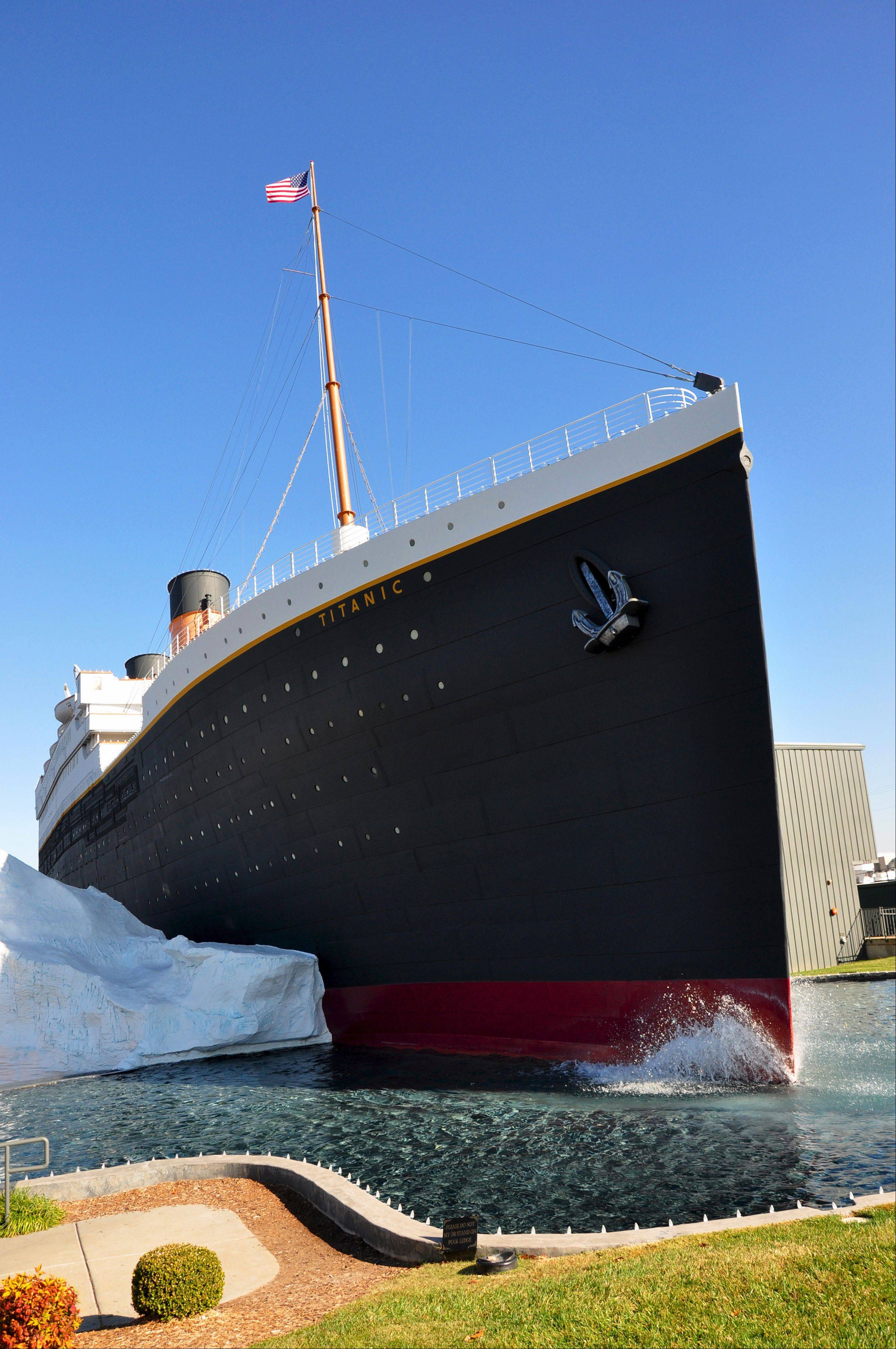 Heart-rending exhibits of artifacts from the ill-fated Titanic make the Titanic Museum a must-see in Branson.