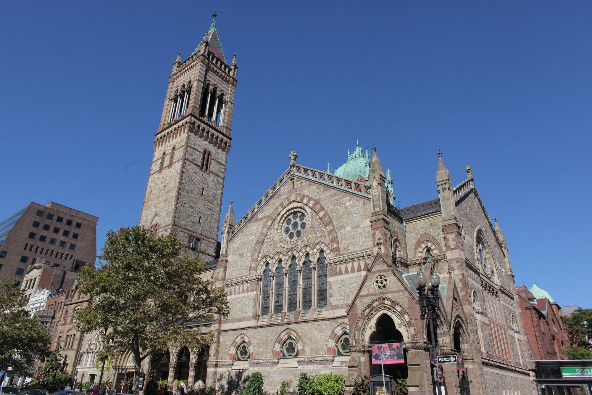 The Old South Church in Boston owns two 1640 copies of the Bay Psalm Book, and is selling one copy of the hymnal which experts believe to be the first book ever printed in what is now the United States.