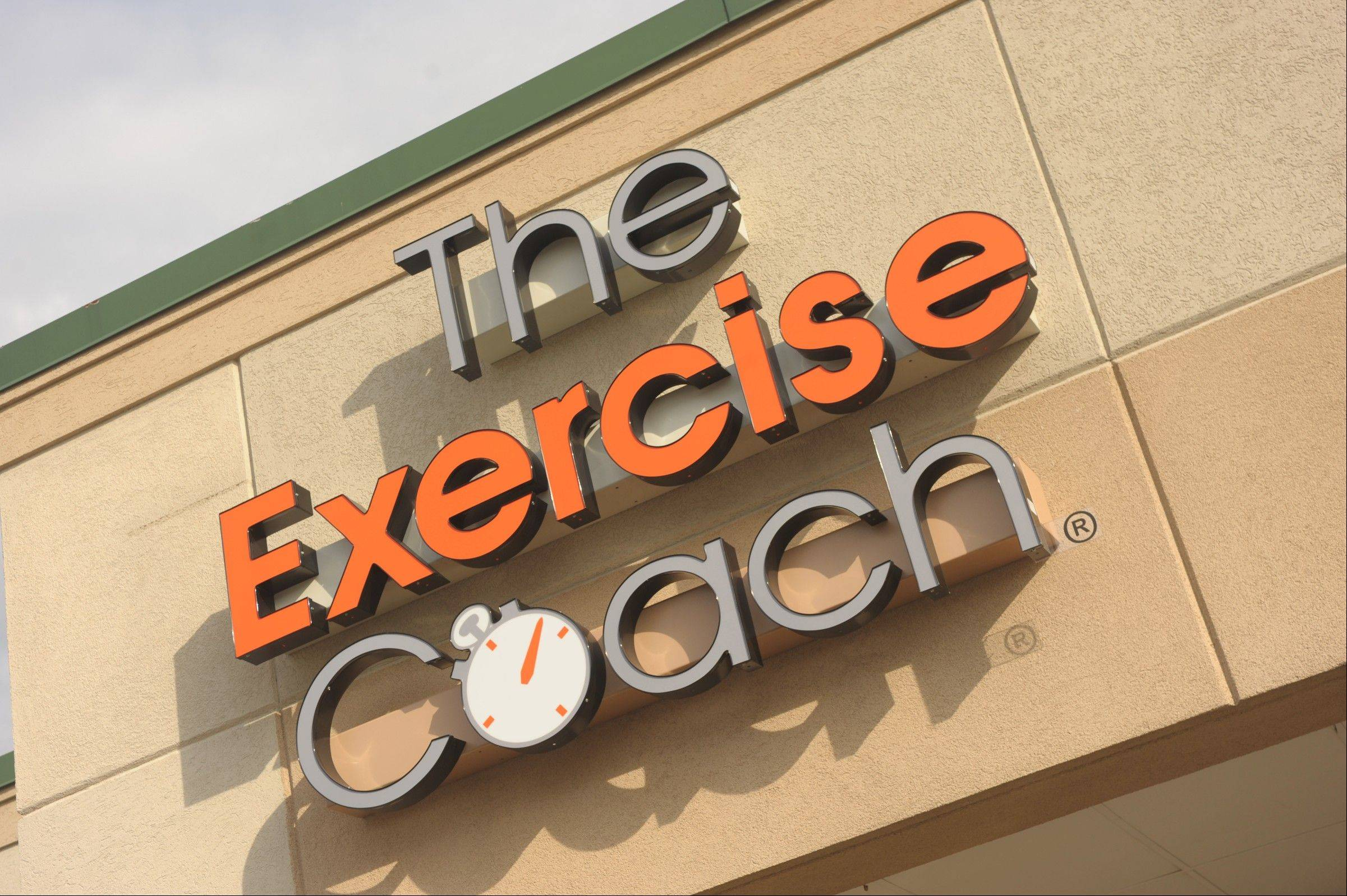 Lake Zurich-based Exercise Coach.