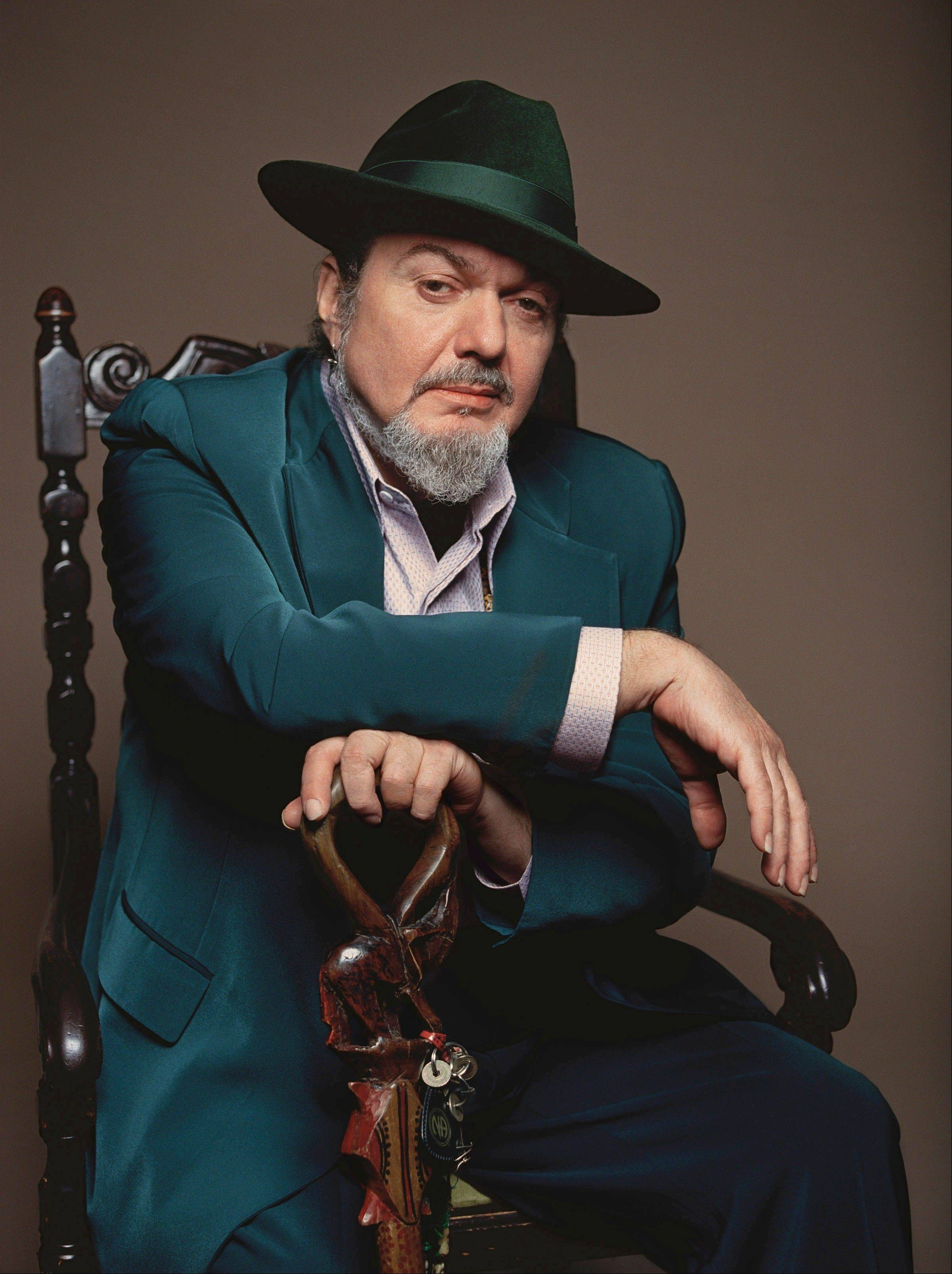 Dr. John will be among the first performers at RiverEdge Park in Aurora as he plays during this year's Blues on the Fox festival June 14 and 15. The $13 million Music Garden at the new park, at 360 N. Broadway Ave., is preparing to open for its first season of concerts and events.