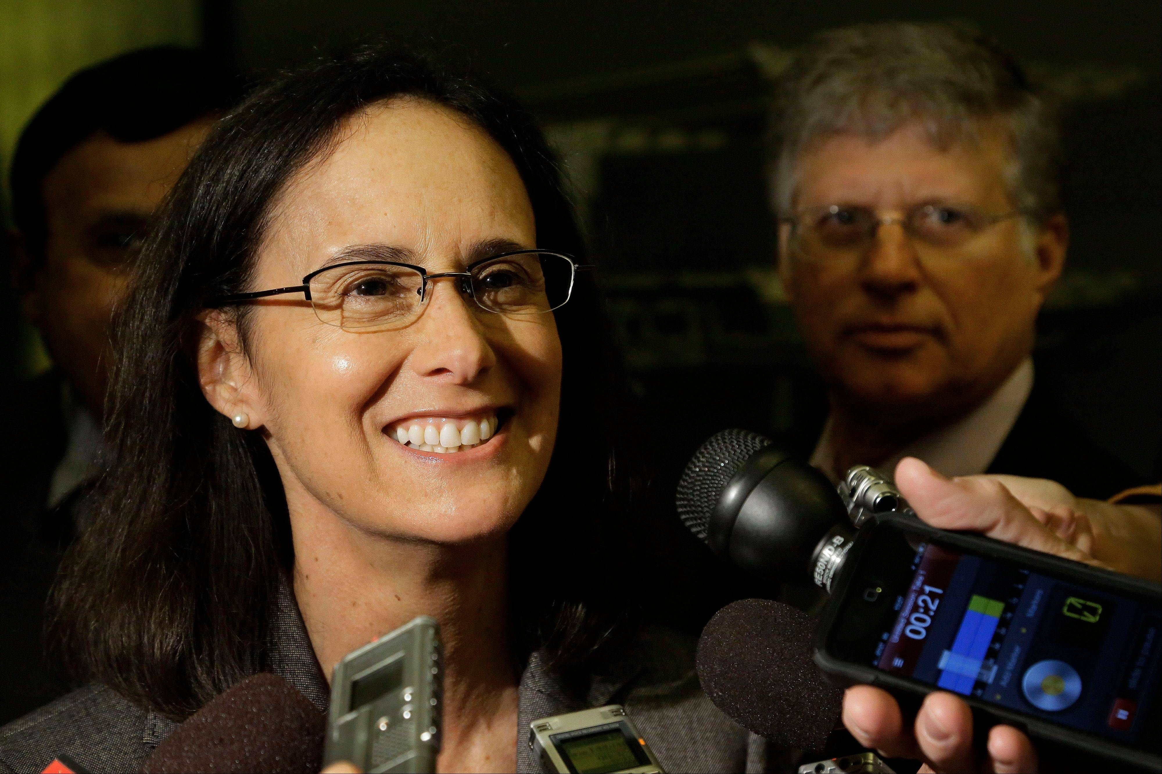 If state Attorney General Lisa Madigan jumps in the 2014 gubernatorial race, she would prove a formidable challenger to fellow Democrat Pat Quinn.