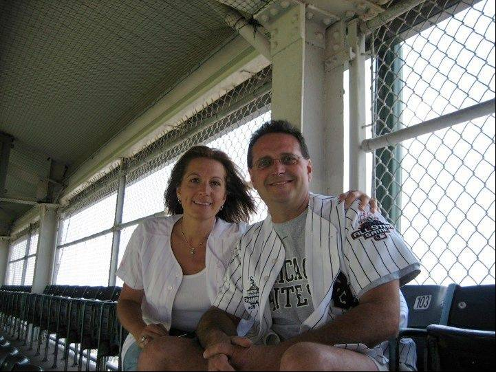 Lori and Jeffrey Kramer were murdered in their Darien home March 2, 2010. This photo was submitted to a public Facebook page memorializing the couple by Zack Moser.
