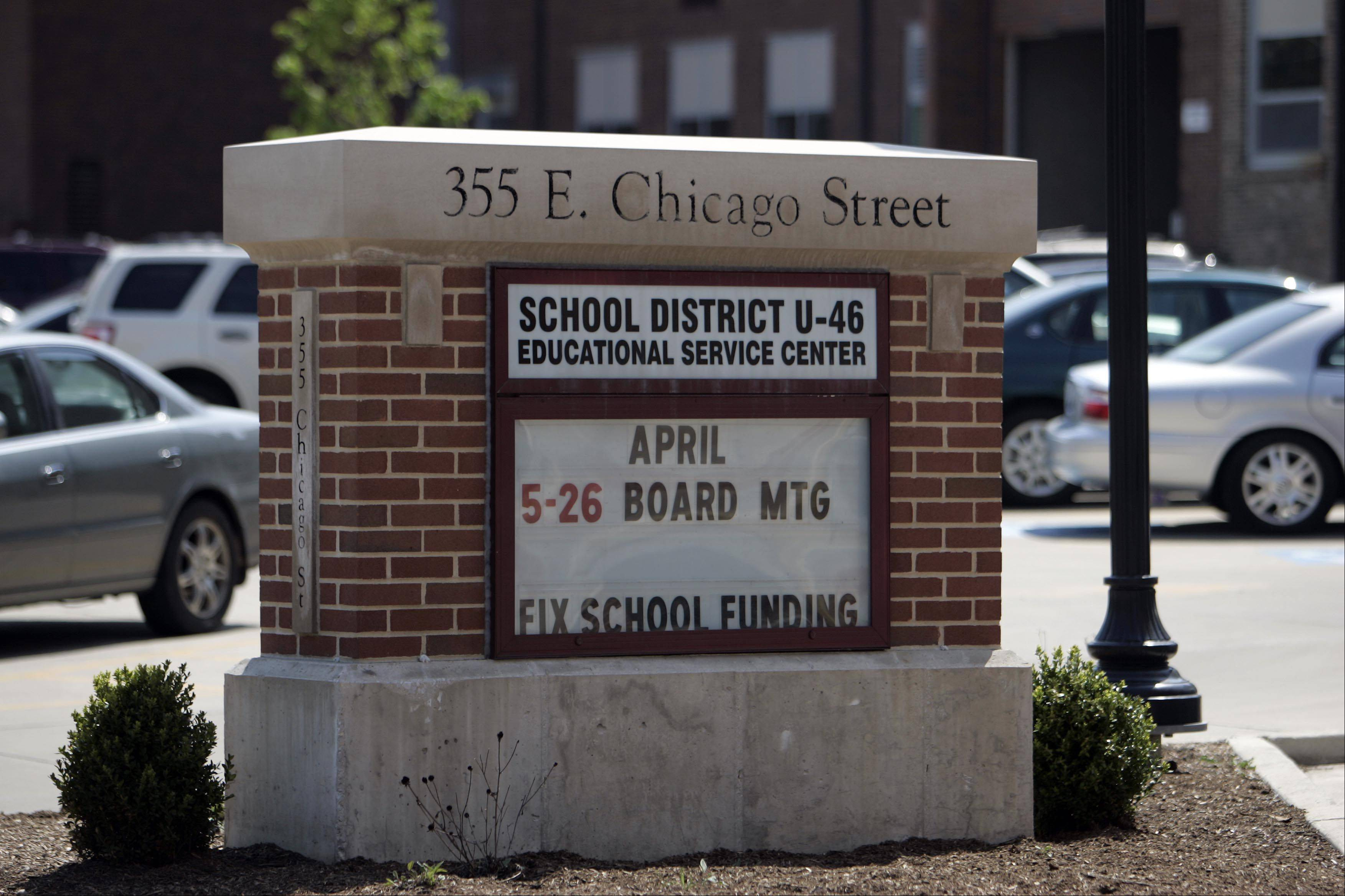 Elgin Area School District U-46 paid $154,360 in state penalties for boosting some employees' annual raises above 6 percent in their final year before retirement, triggering higher pension costs.