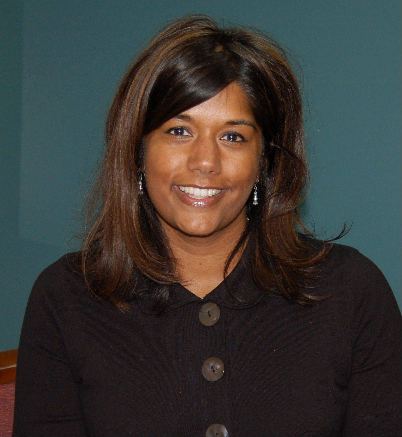 Ellen Teelucksingh, District 62 assistant superintendent