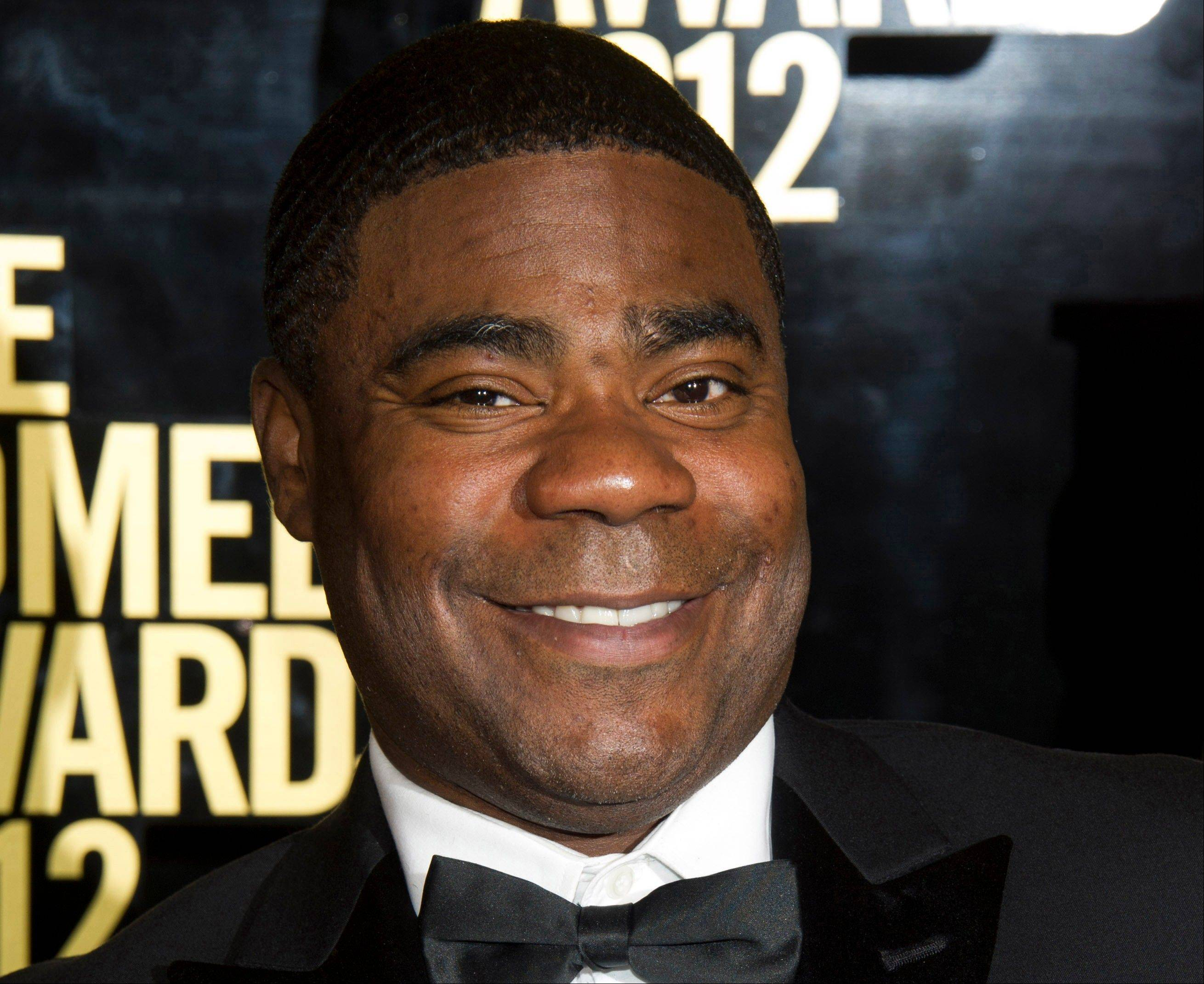 Comedian Tracy Morgan will host the Billboard Music Awards show in Las Vegas.