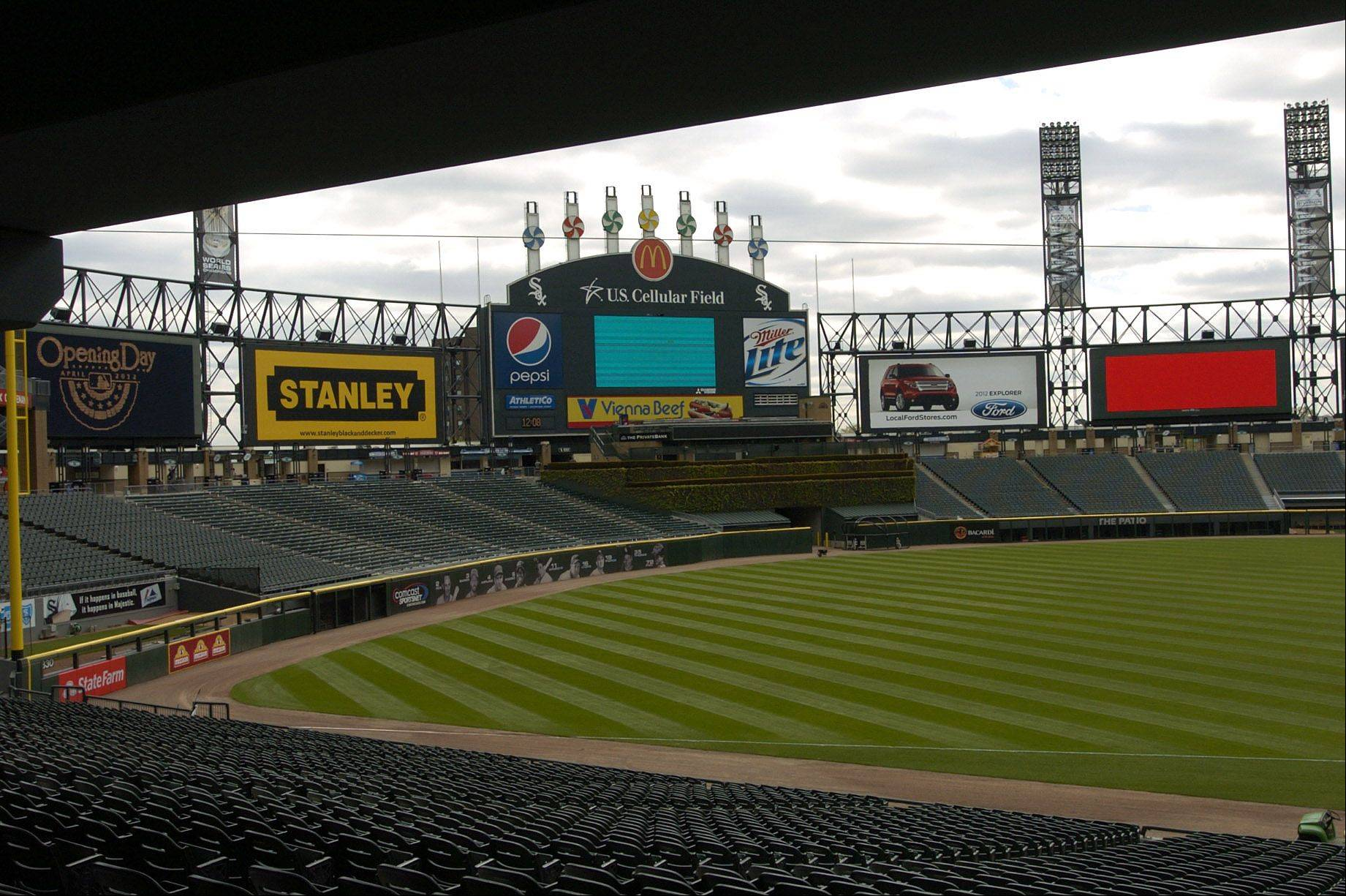 A lawsuit alleges the Illinois Sports Facilities Authority has used taxpayer money to build and renovate U.S. Cellular Field and to build the Bacardi at the Park restaurant next door, but the White Sox organization has kept most of the revenue.