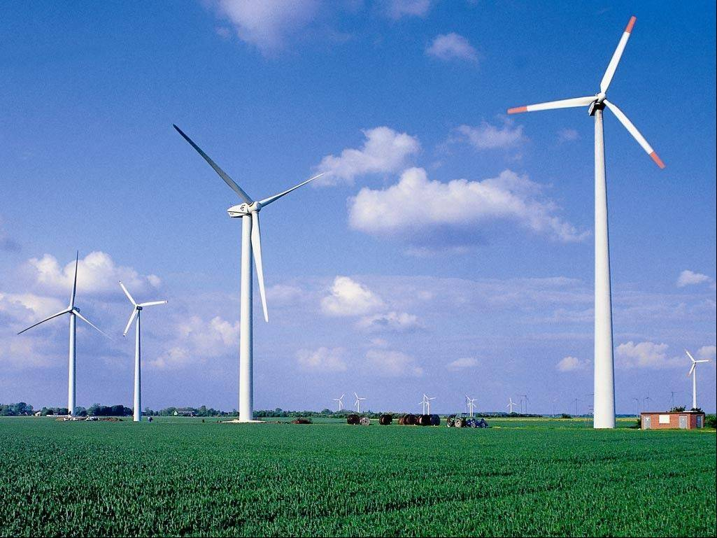 Officials in Vermilion County in eastern Illinois are considering changes in where wind turbines can be located.
