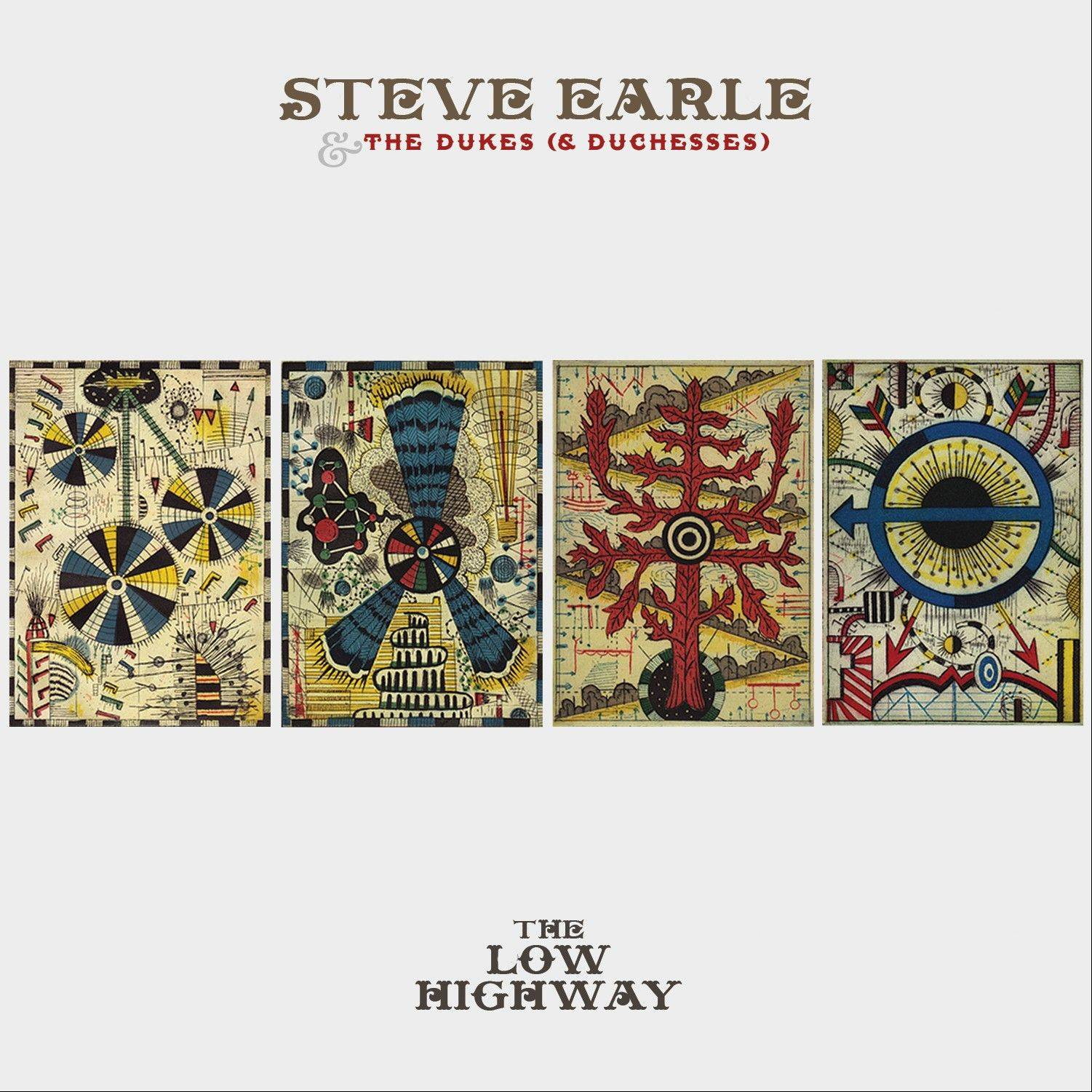 "Steve Earle & The Dukes (& Duchesses), ""The Low Highway"""