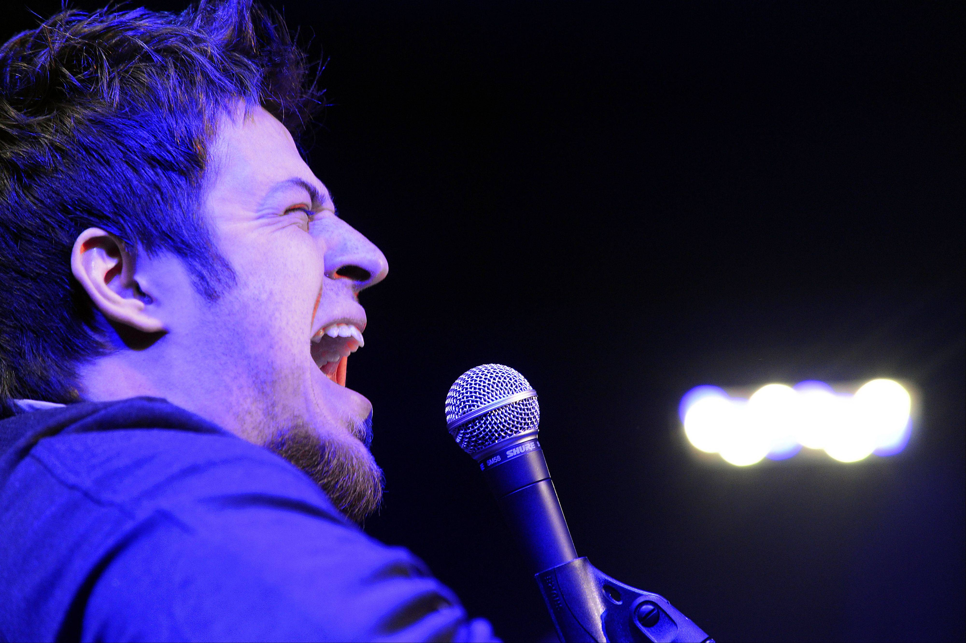 Lee DeWyze headlines Lincolnshire's Viper Alley on Friday, April 19.