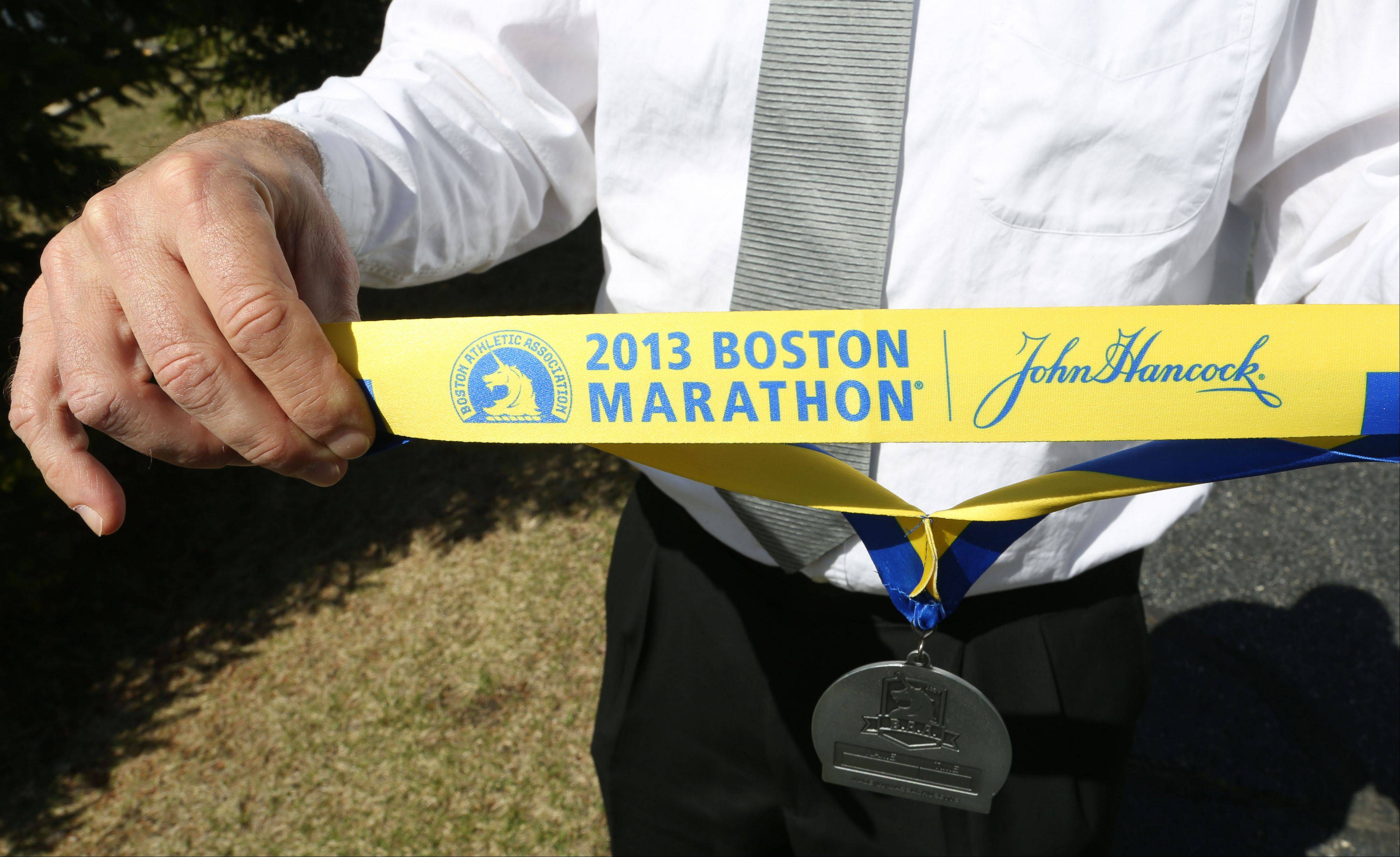 Hawthorn Woods resident Al Scaletta ran his 49th marathon Monday in Boston. He finished about 30 minutes before the explosions that killed three and injured about 170 people. Scaletta plans to run the Boston Marathon again next year.