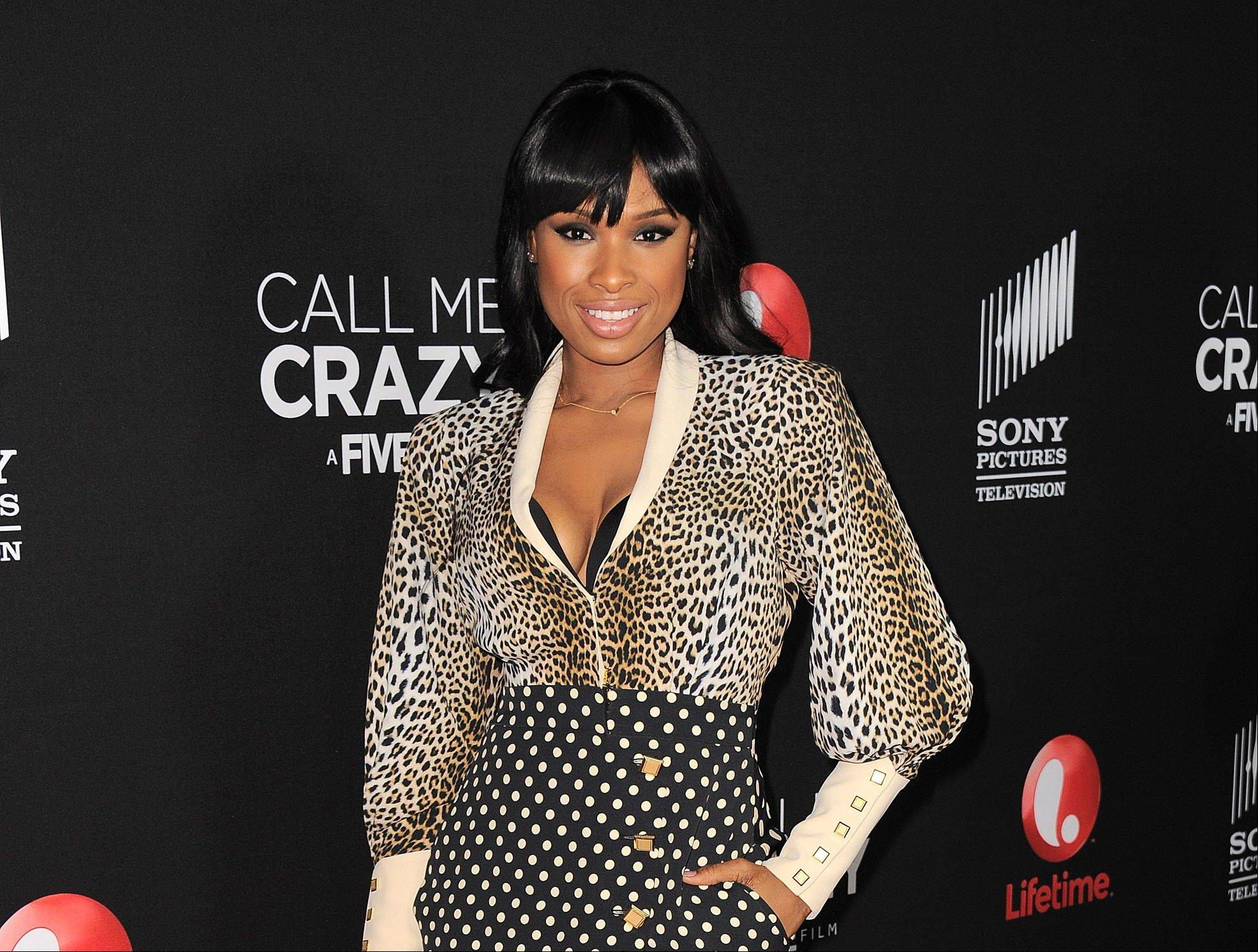 Jennifer Hudson is one of the artists set to pay tribute to this year's eclectic group of Rock and Roll Hall of Fame inductees.