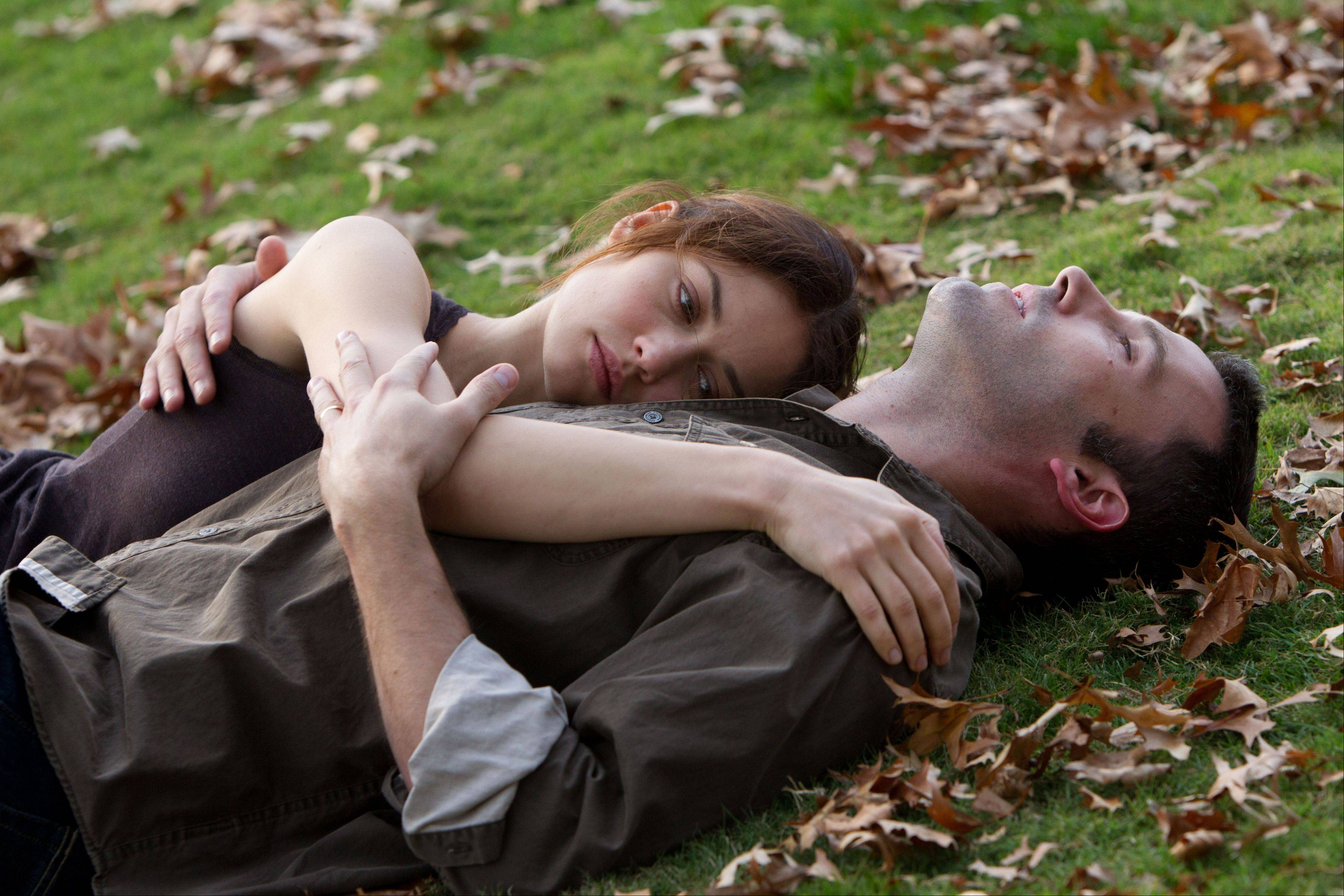 "Terrence Malick's ""To the Wonder"" tells about a couple (Ben Affleck and Olga Kurylenko) struggling to keep their love alive."