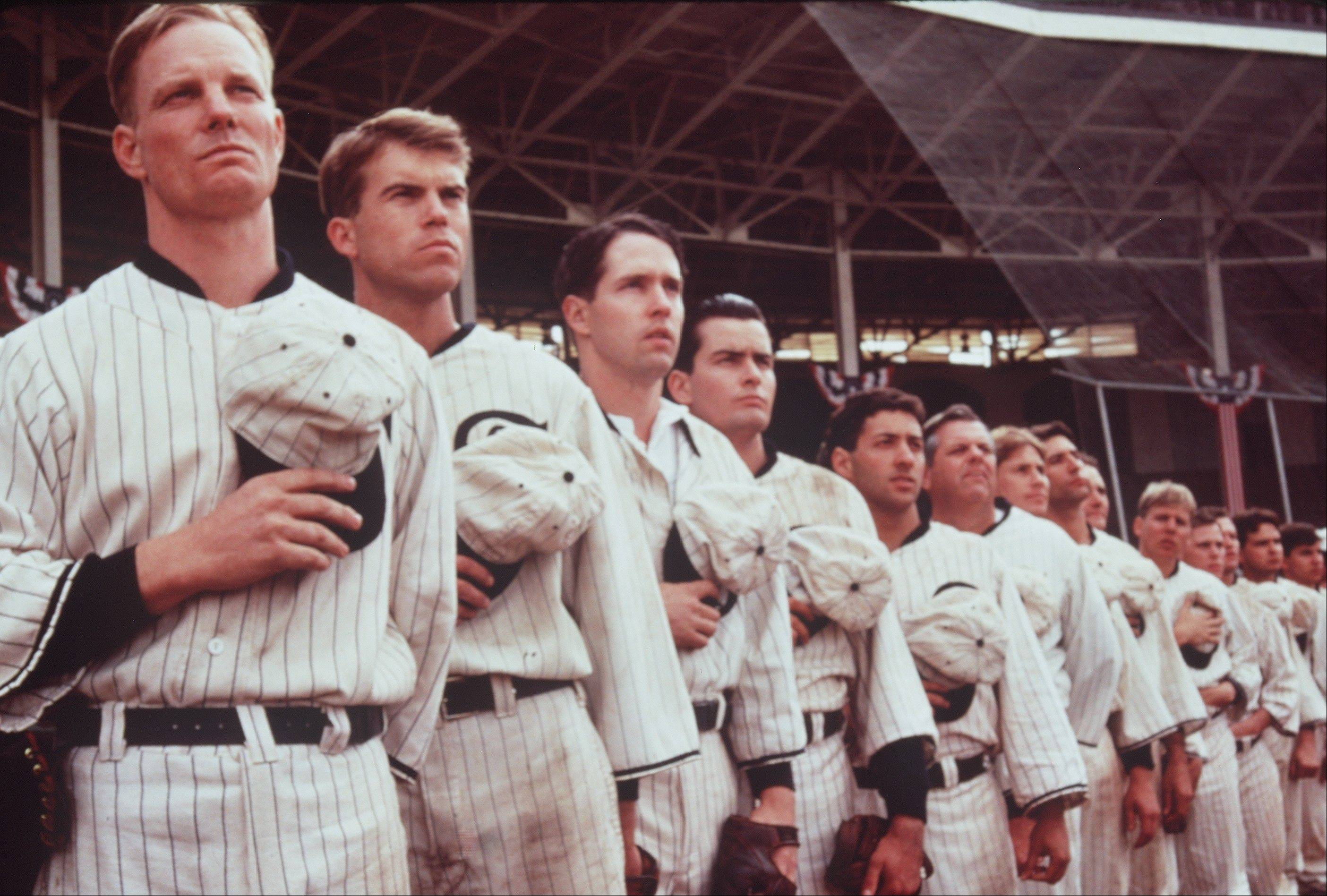 "John Sayles' ""Eight Men Out"" chronicles the bribery scandal that rocked the 1919 Chicago White Sox."