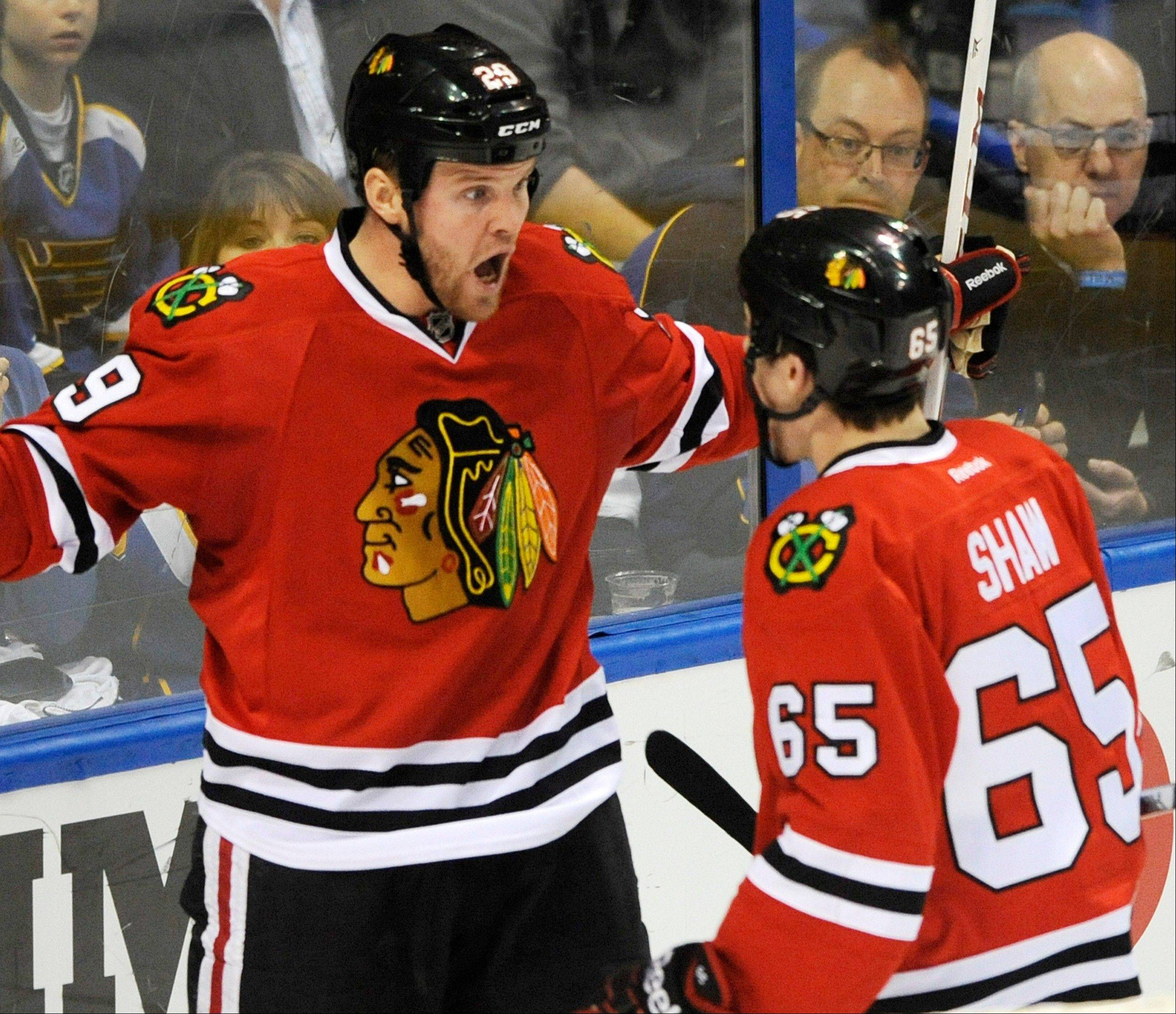 Spellman's Scorecard: Blackhawks at Soldier Field true Classic