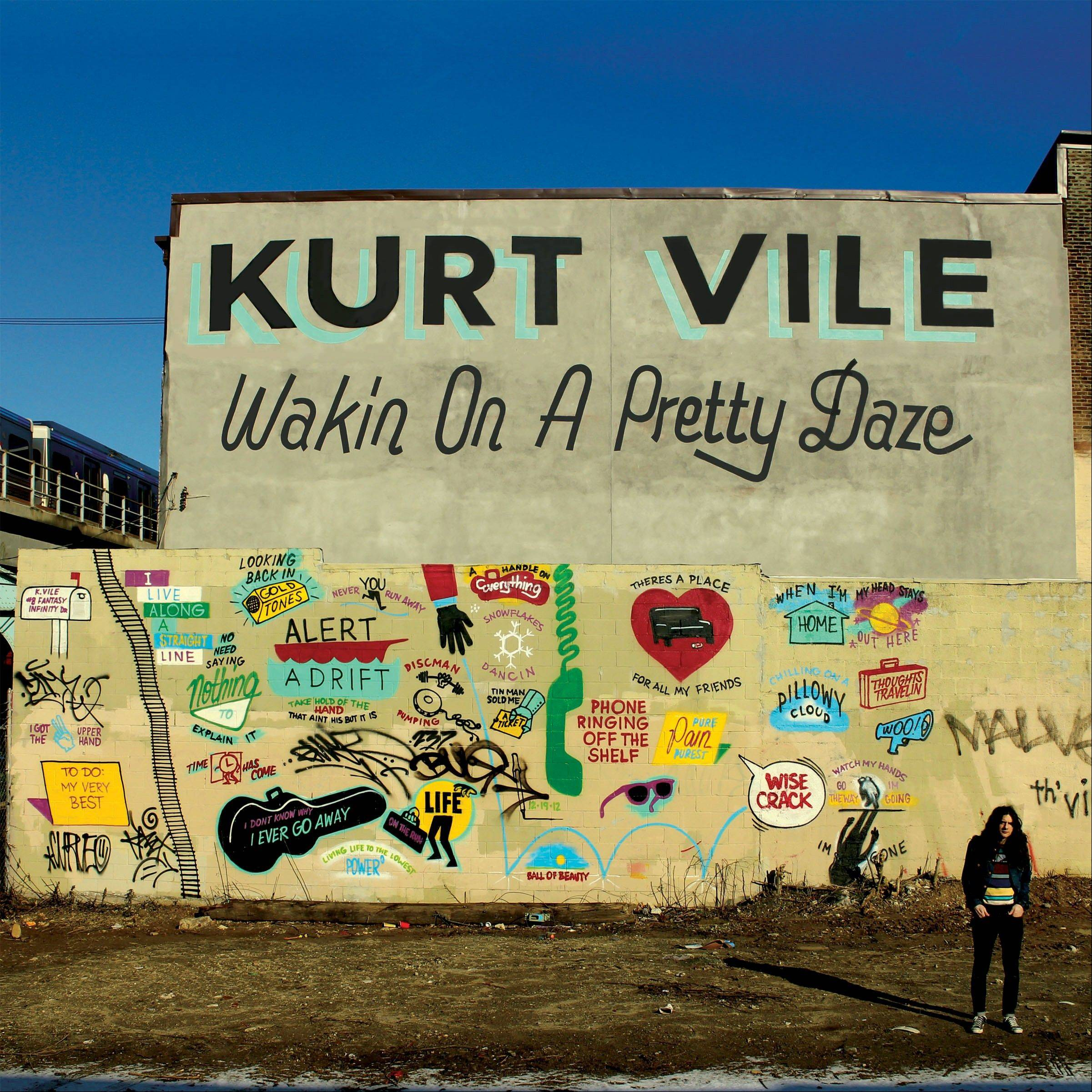 """Wakin on a Pretty Daze"" by Kurt Vile"