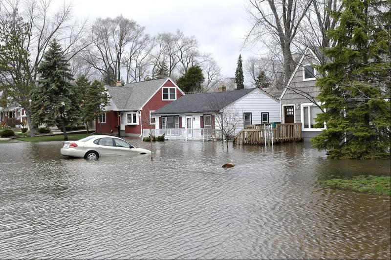 Dupage County Flood Control Efforts Continue