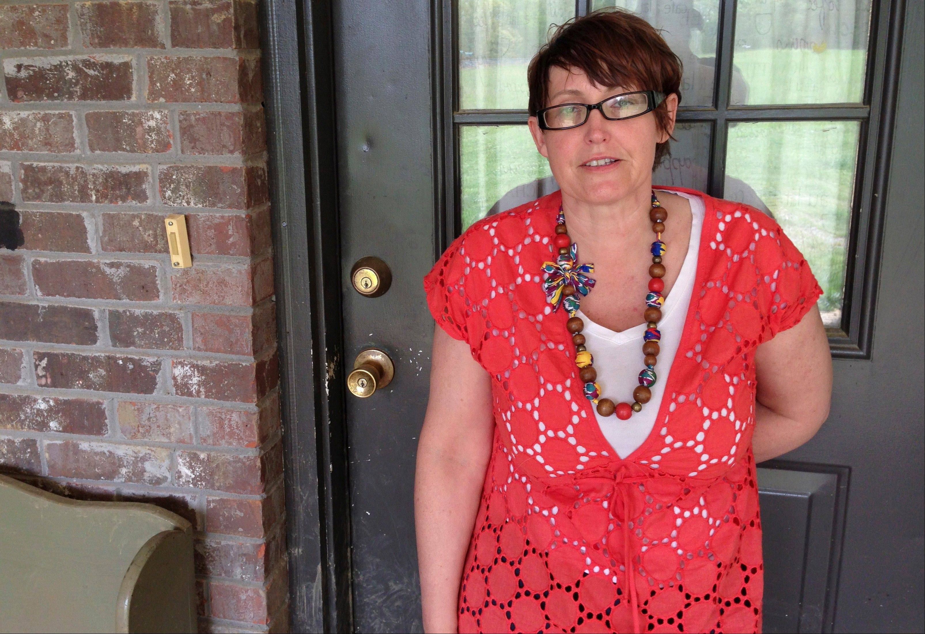 "Laura Curtis, the ex-wife of suspected ricin mailer Paul Kevin Curtis, who is accused of mailing letters with suspected ricin poison to national leaders believed he had uncovered a conspiracy to sell human body parts on the black market and claimed ""various parties within the government"" were trying to ruin his reputation. ""He is bipolar, and the only thing I can say is he wasn't on his medicine,"" Laura Curtis told The Associated Press."