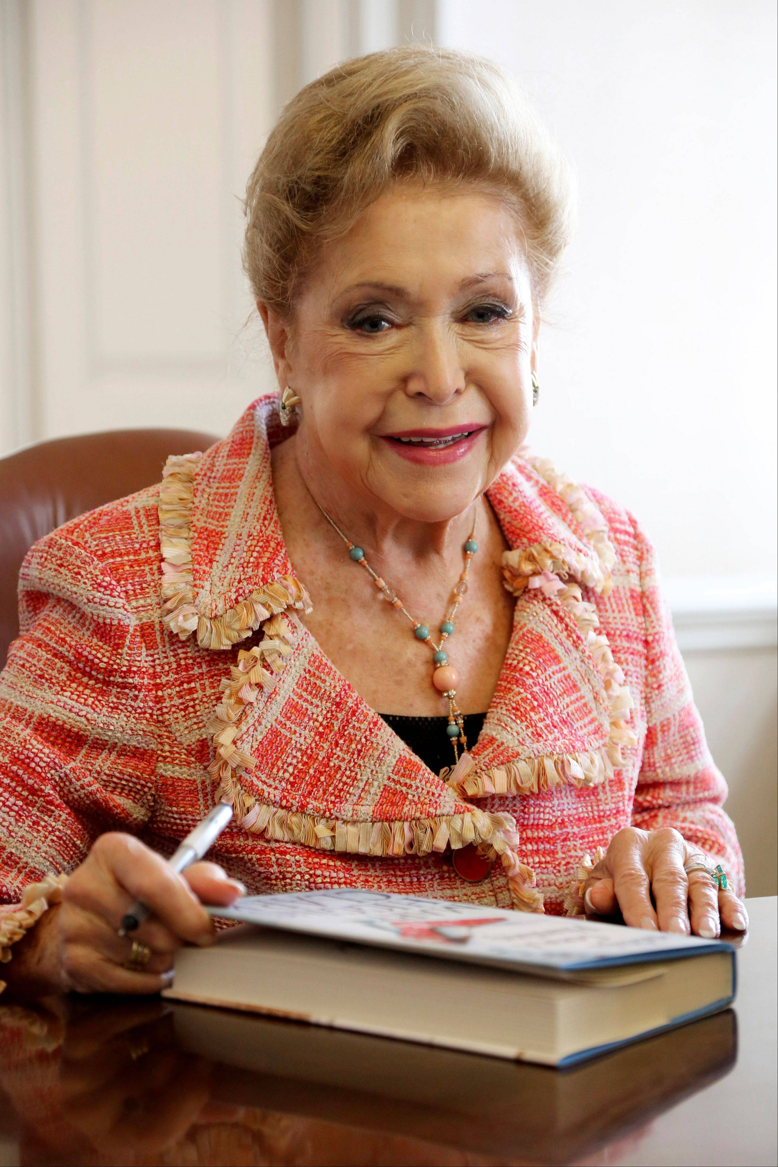 "Author Mary Higgins Clark's latest book ""Daddy's Gone A Hunting,"" is about a deadly explosion that destroys a family furniture business in Long Island City."