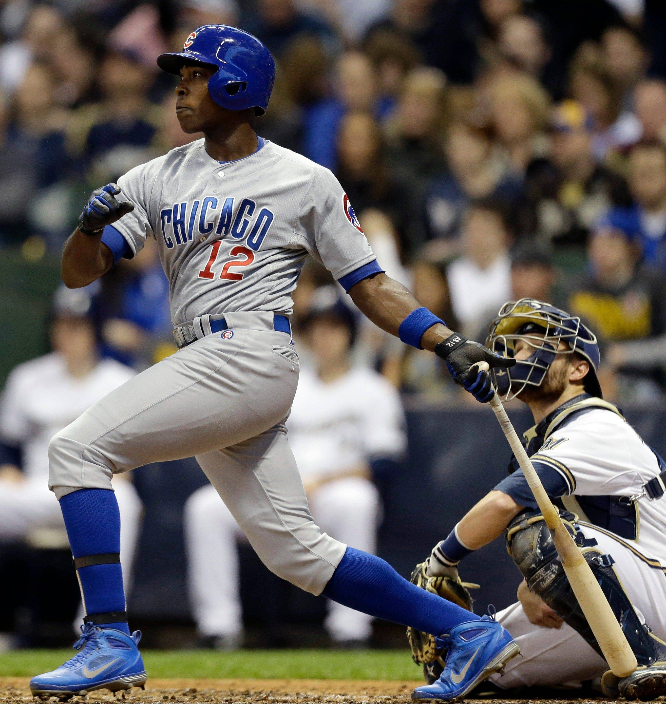 Left fielder Alfonso Soriano is the one player who has figured out how to handle playing for the Cubs, says Len Kasper.