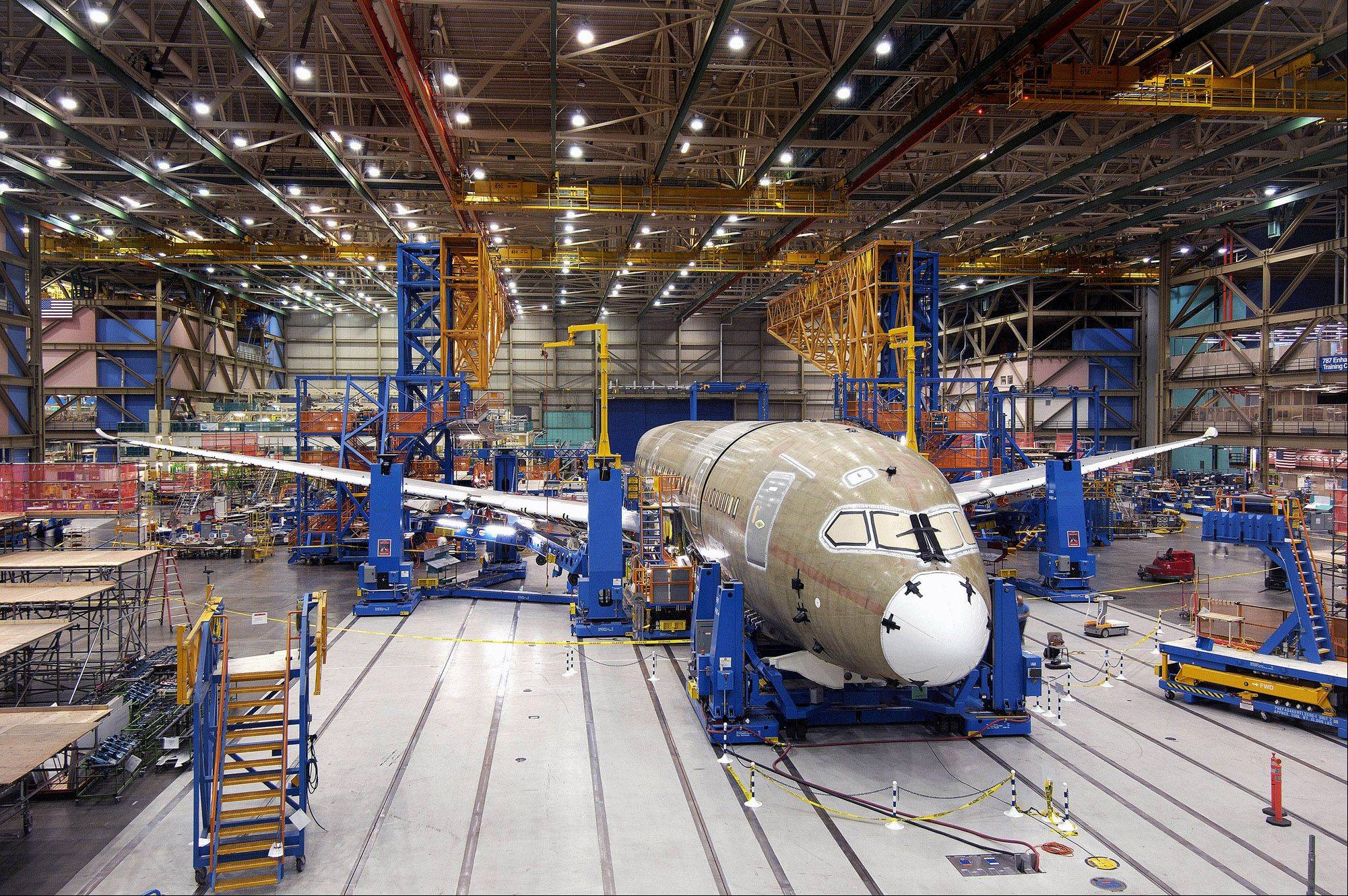 With delay after delay plaguing the aircraft's entry into service, Boeing ultimately had built about 40 by the time it got final Federal Aviation Administration certification.
